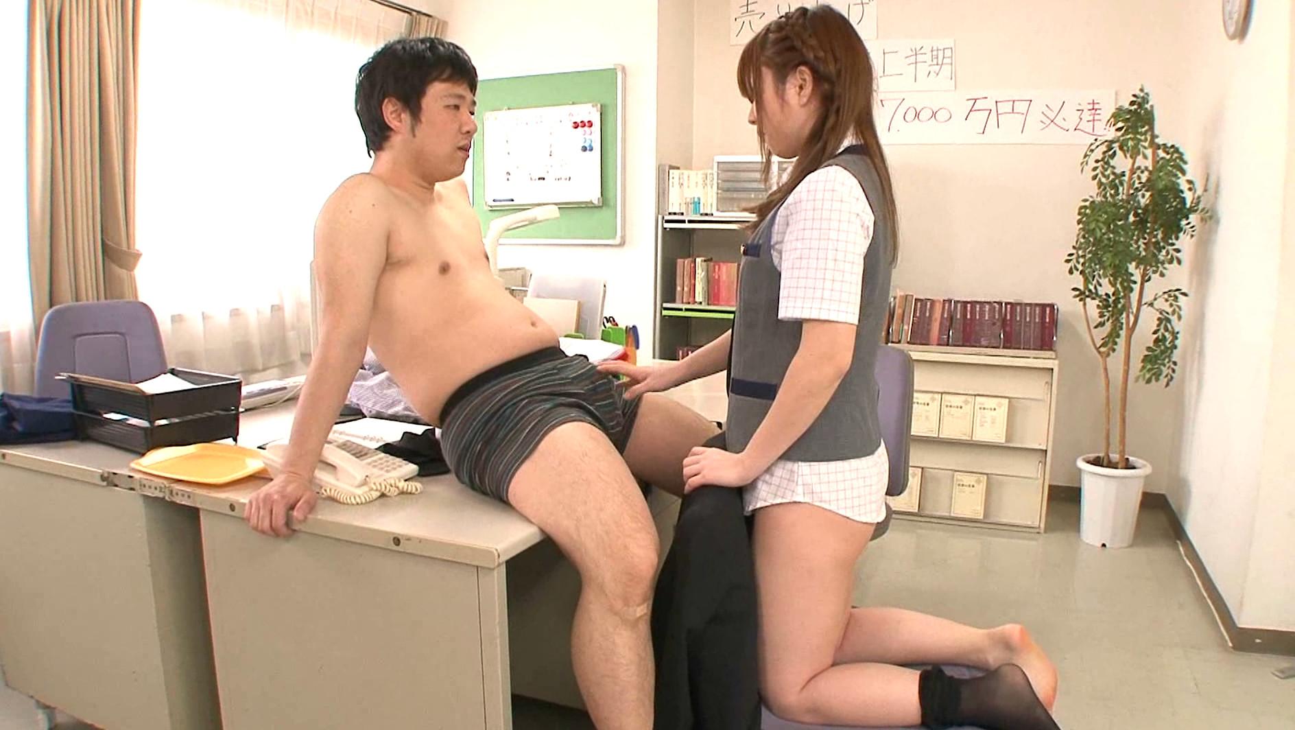 妄想オフィス OL 三嶋沙希 画像11