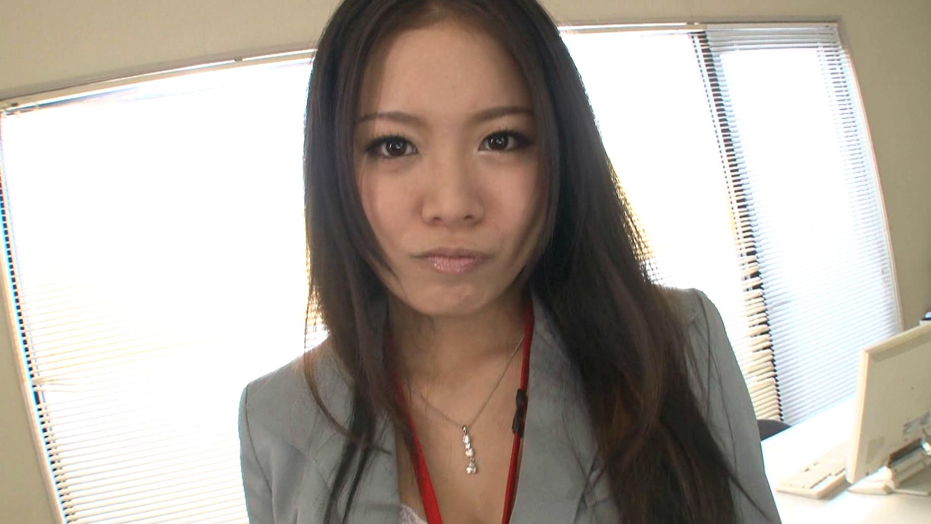 妄想オフィス OL特命秘書 朝丘未久 画像1