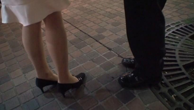 街行くスーツ姿の美人セールスレディをナンパして中出ししちゃいました。 画像20
