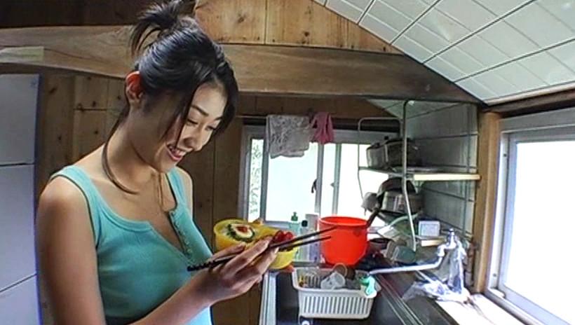 Watermeron スイカがいっぱい。 原幹恵4