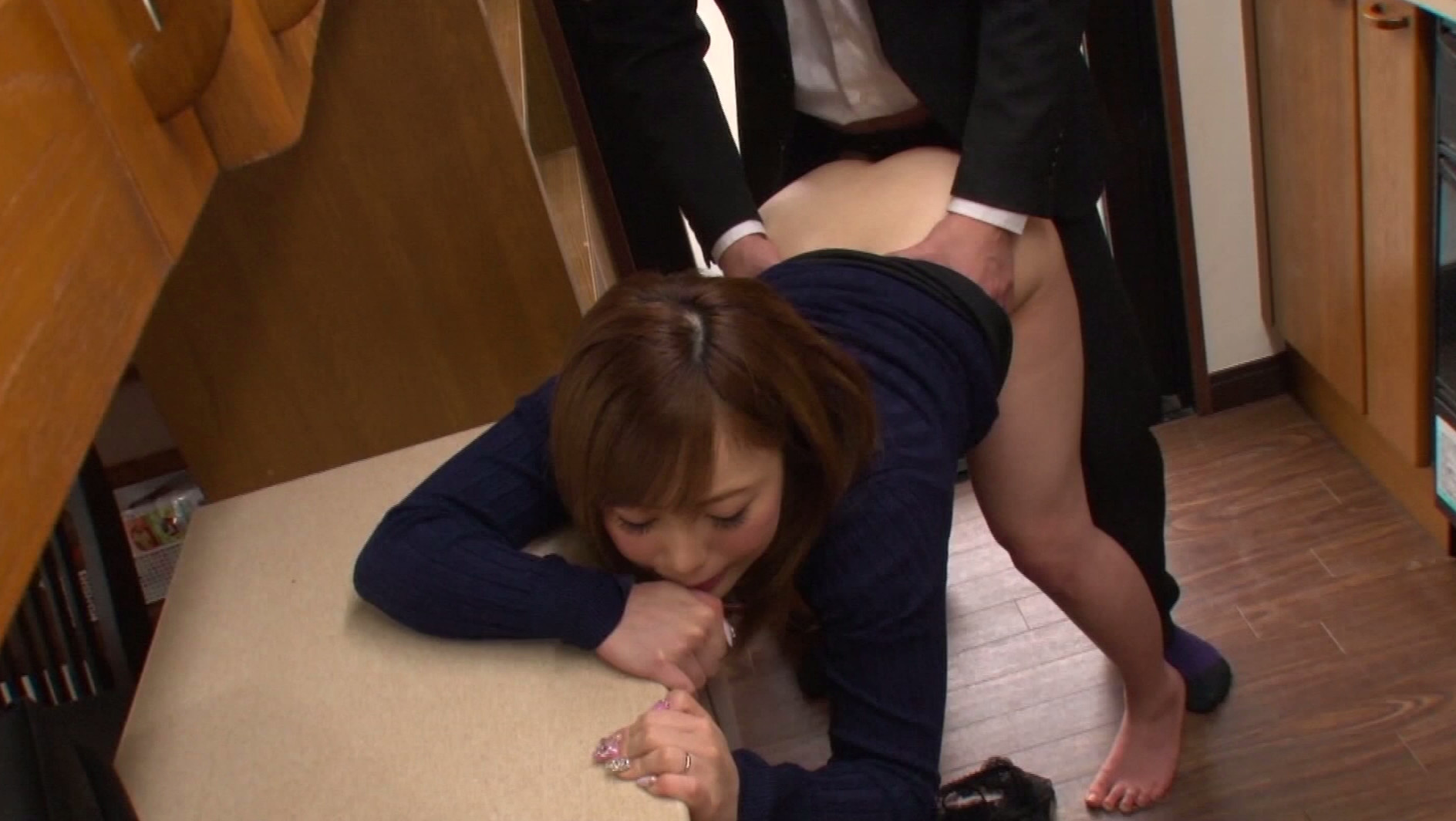 Office Doggystyle Sex