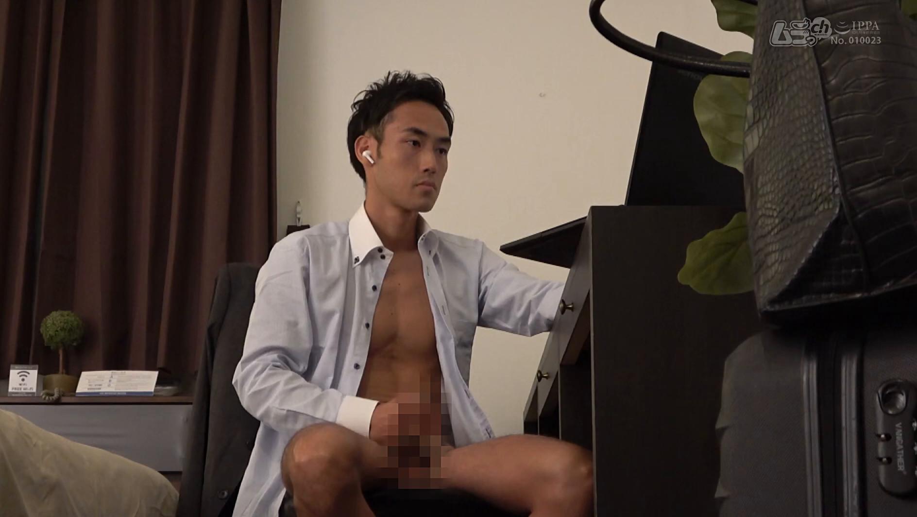オトコノコのオナニー たけひろさん32歳