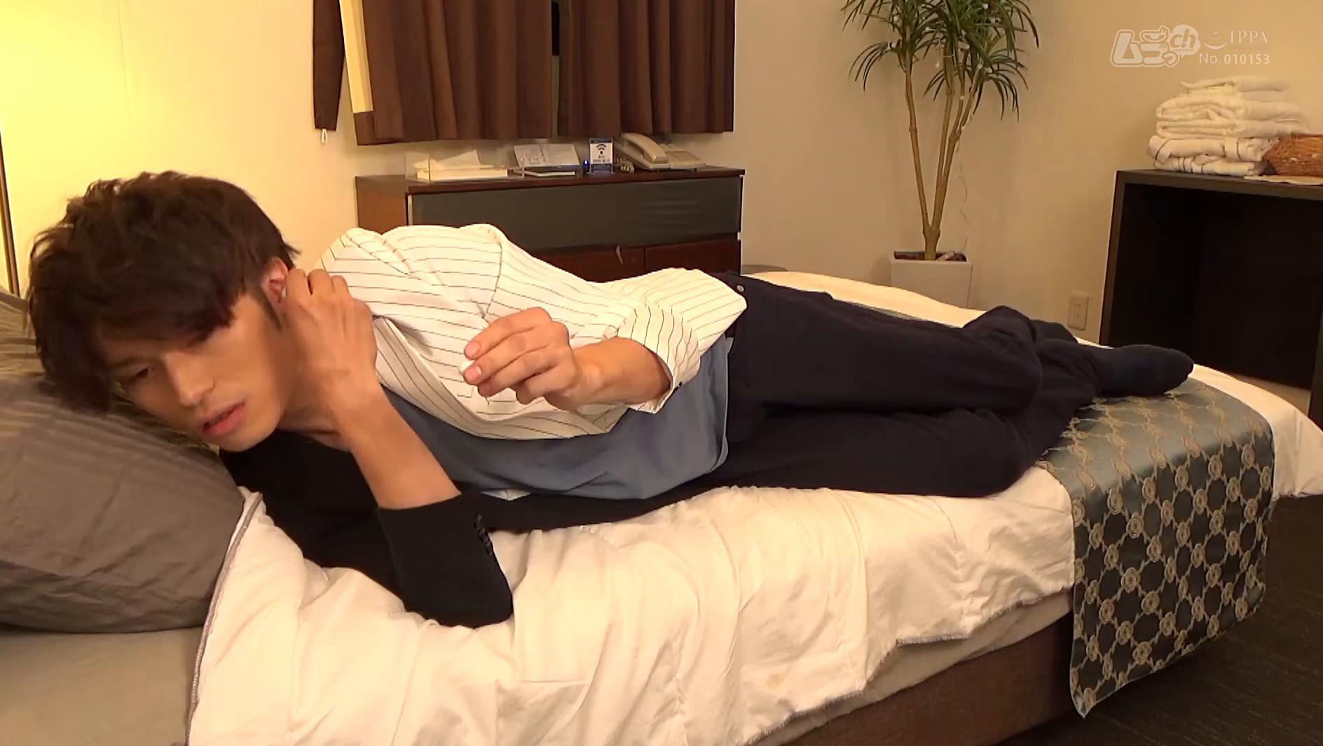 オトコノコのオナニー カイトさん29歳