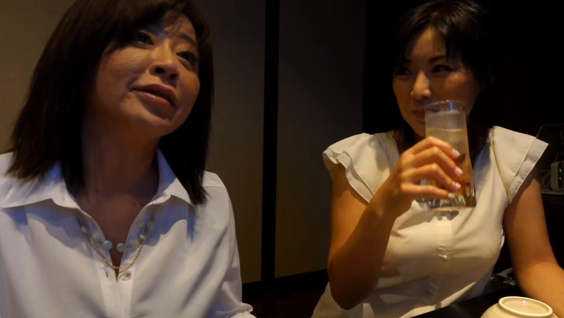 【四十路】素人熟妻インタビュー 111・112人目