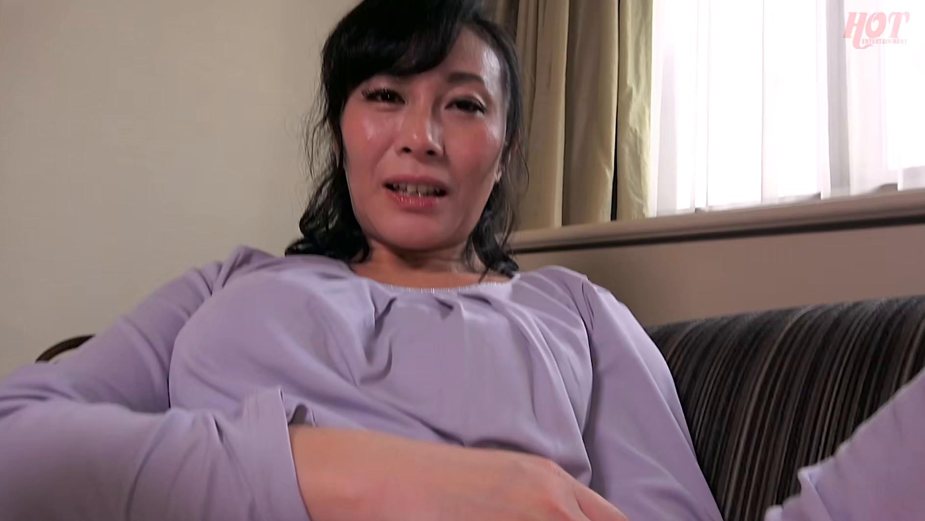【四十路】素人熟妻インタビュー 125人目 画像1