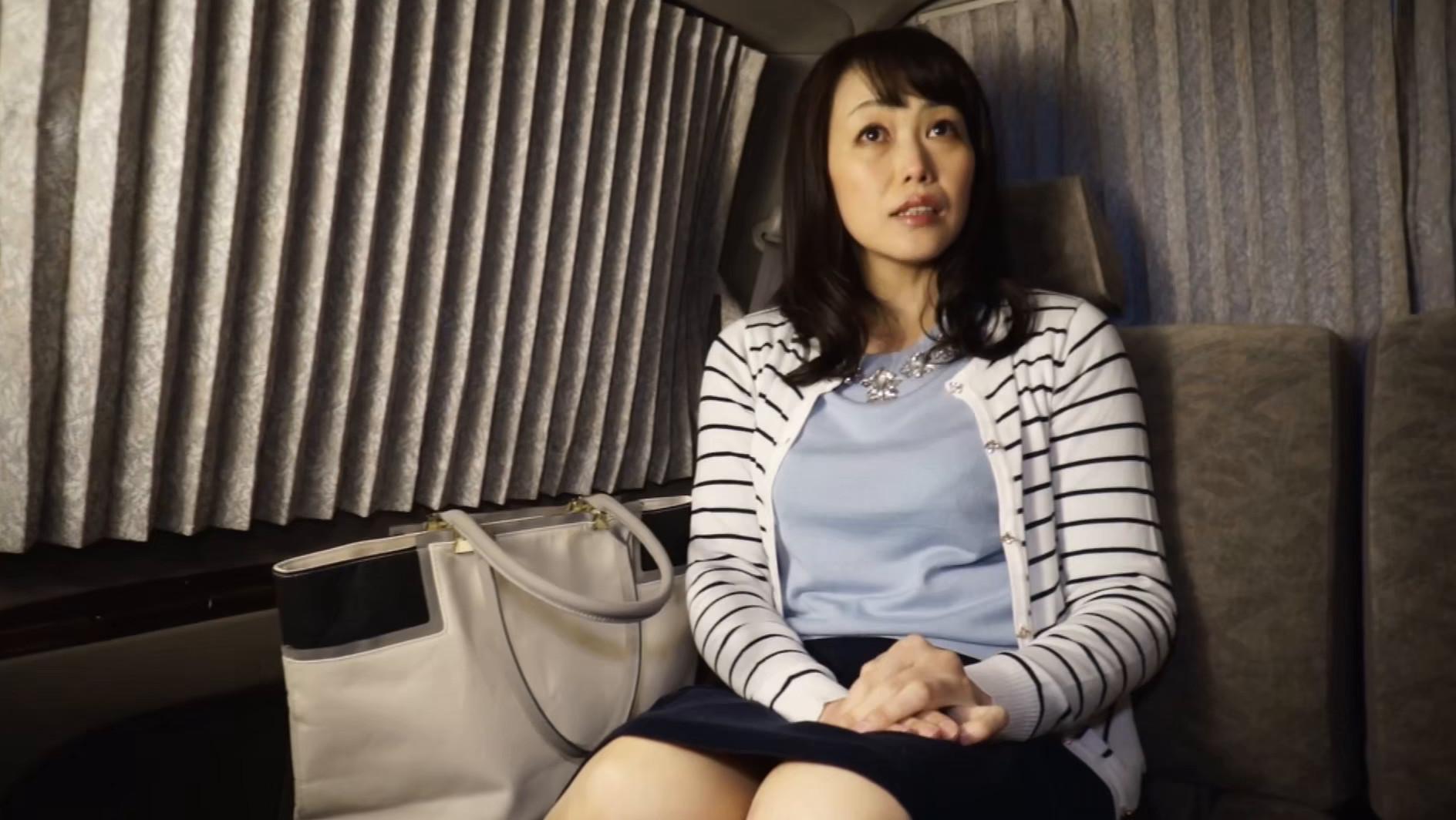 【四十路】素人熟妻インタビュー 128人目,のサンプル画像1