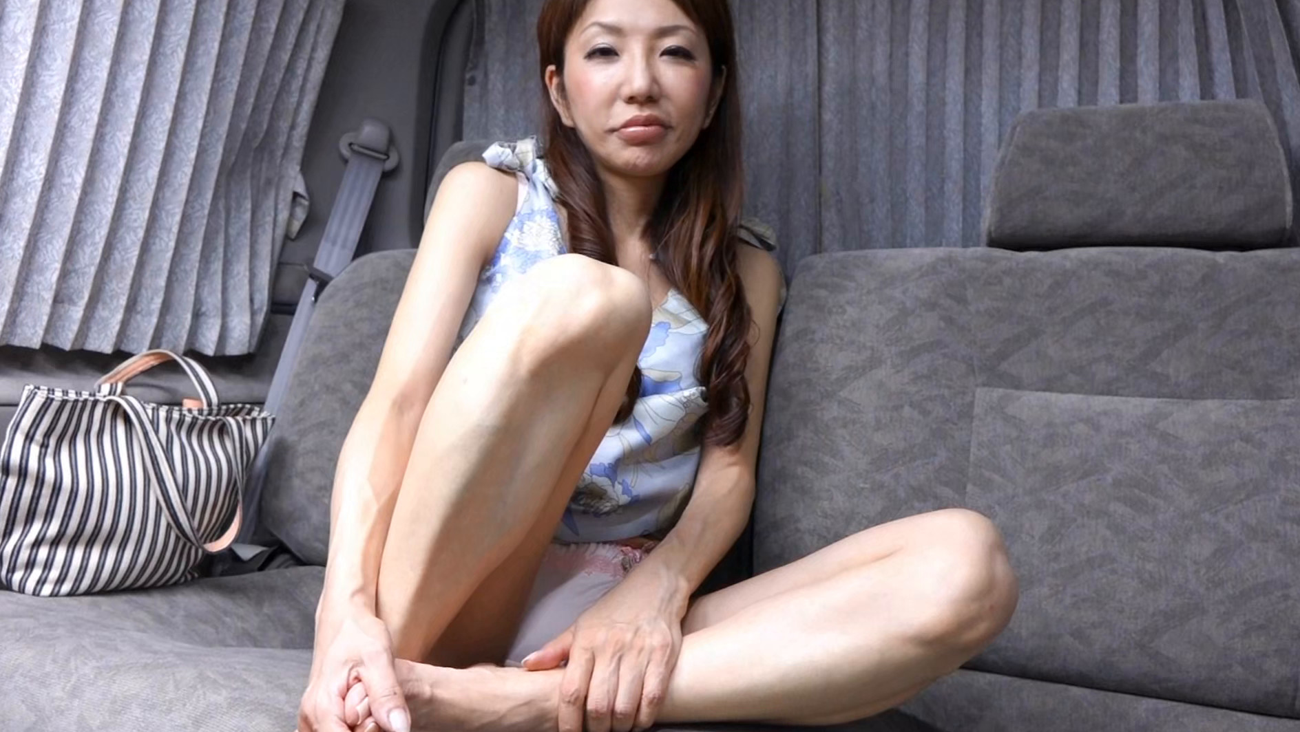 【四十路】素人熟妻インタビュー 134人目