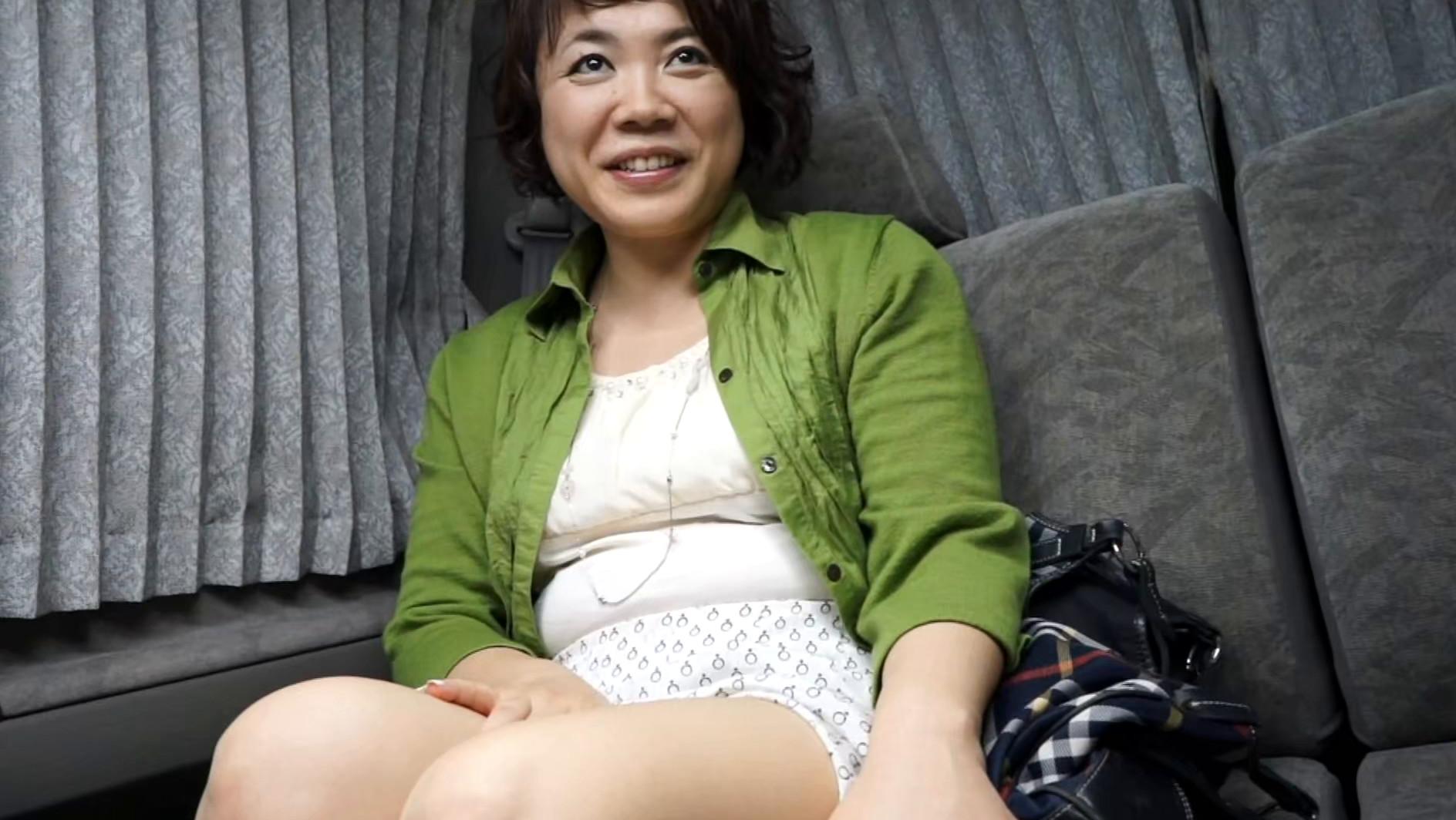 【四十路】素人熟妻インタビュー 141人目