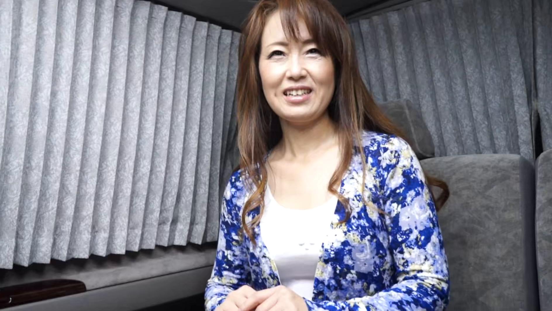 【四十路】素人熟妻インタビュー 143人目,のサンプル画像1