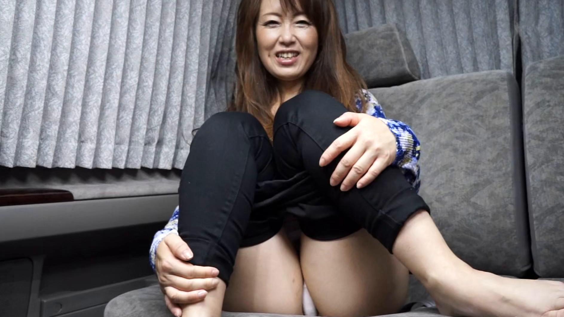 【四十路】素人熟妻インタビュー 143人目,のサンプル画像2