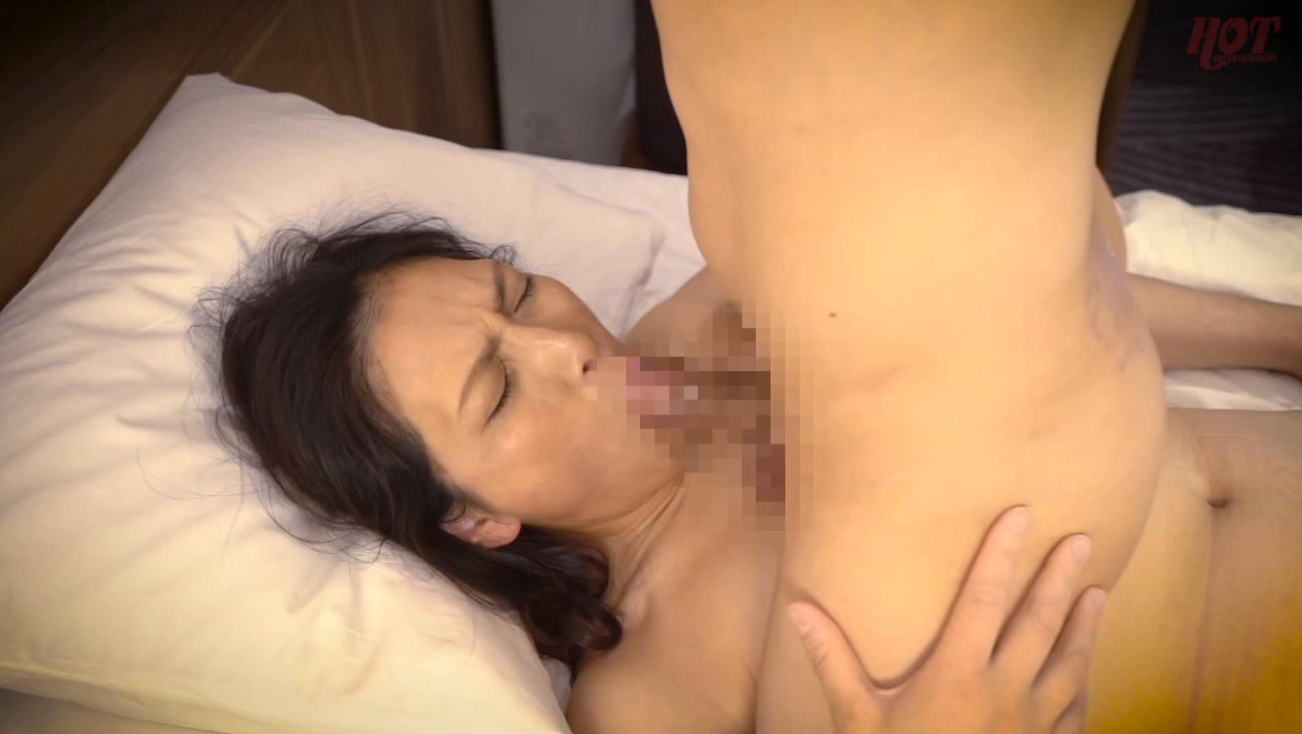 【四十路】素人熟妻マッサージ 9人目