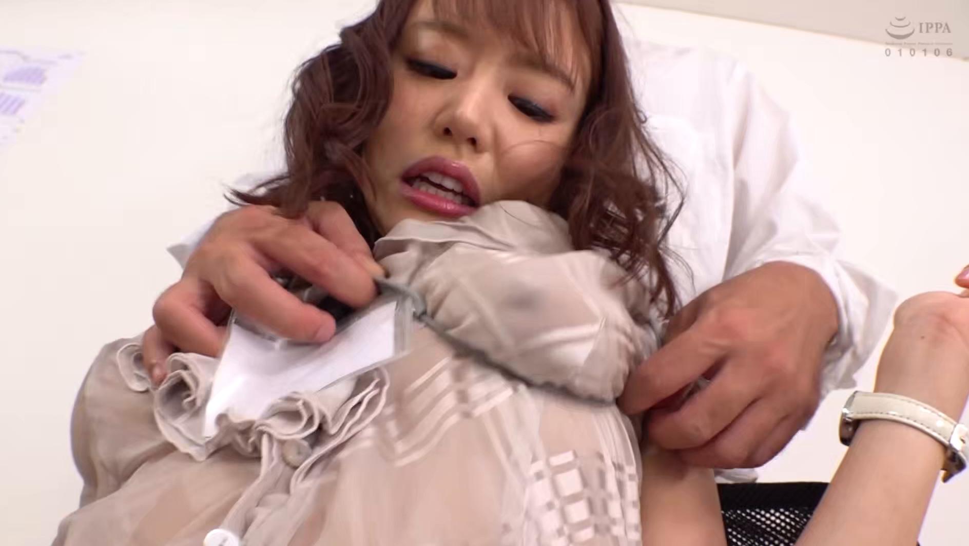 【着衣】社内でパイズリセックス,のサンプル画像2