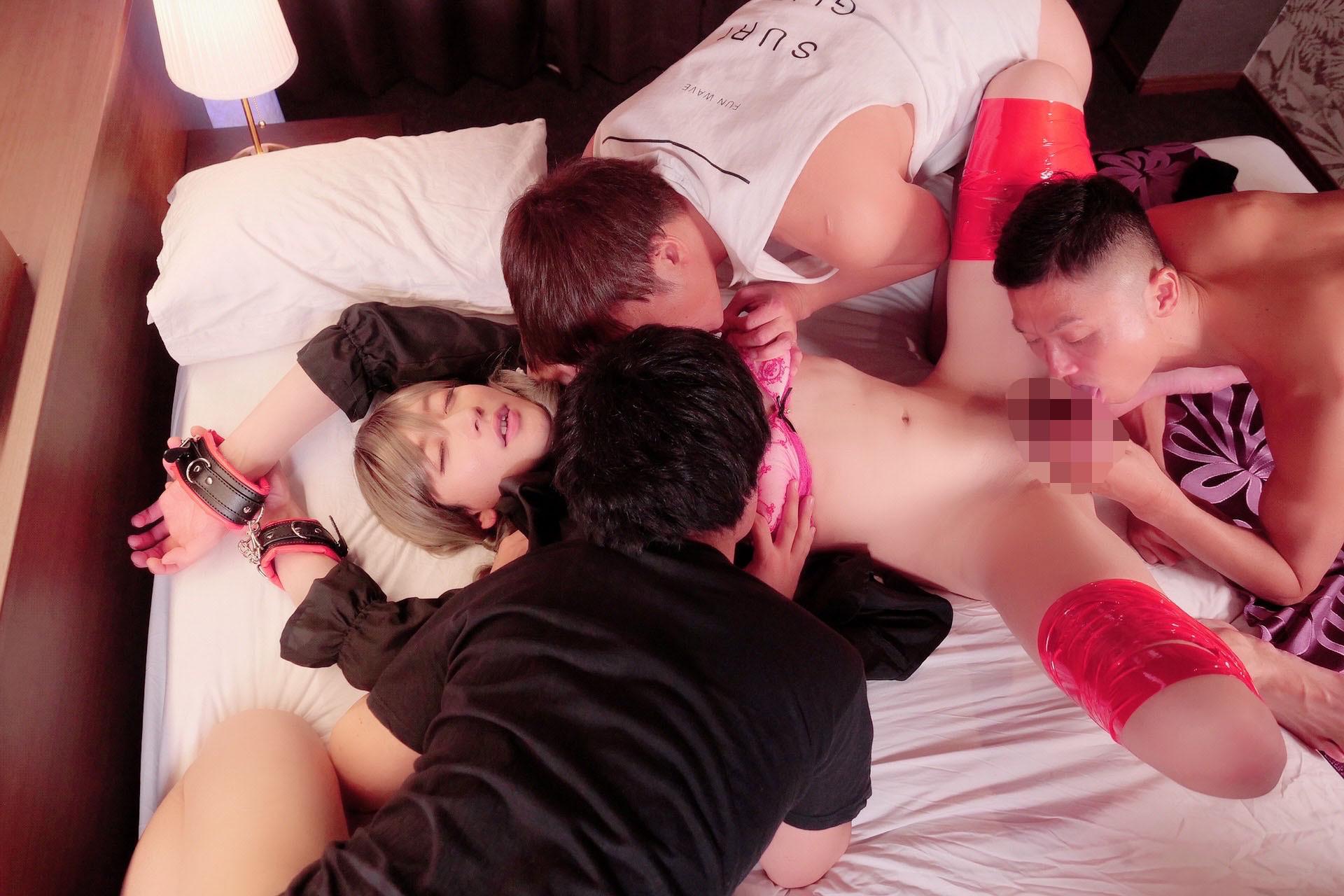 妖艶 女装男子KANON 花音再び・・・ 画像12