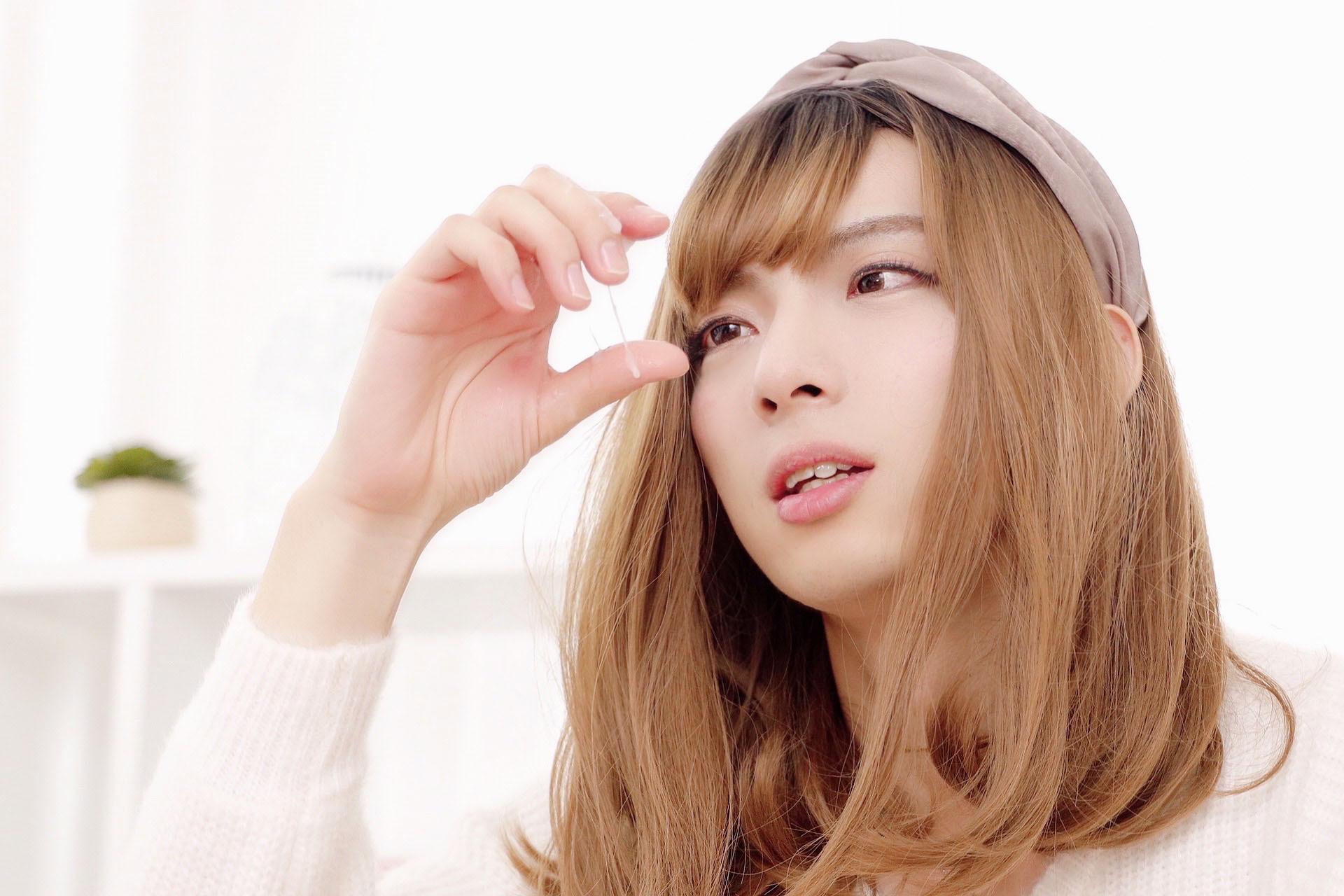 独占デビューDEBUT ここでしか見れない奇跡 初女装 リナRina 画像10