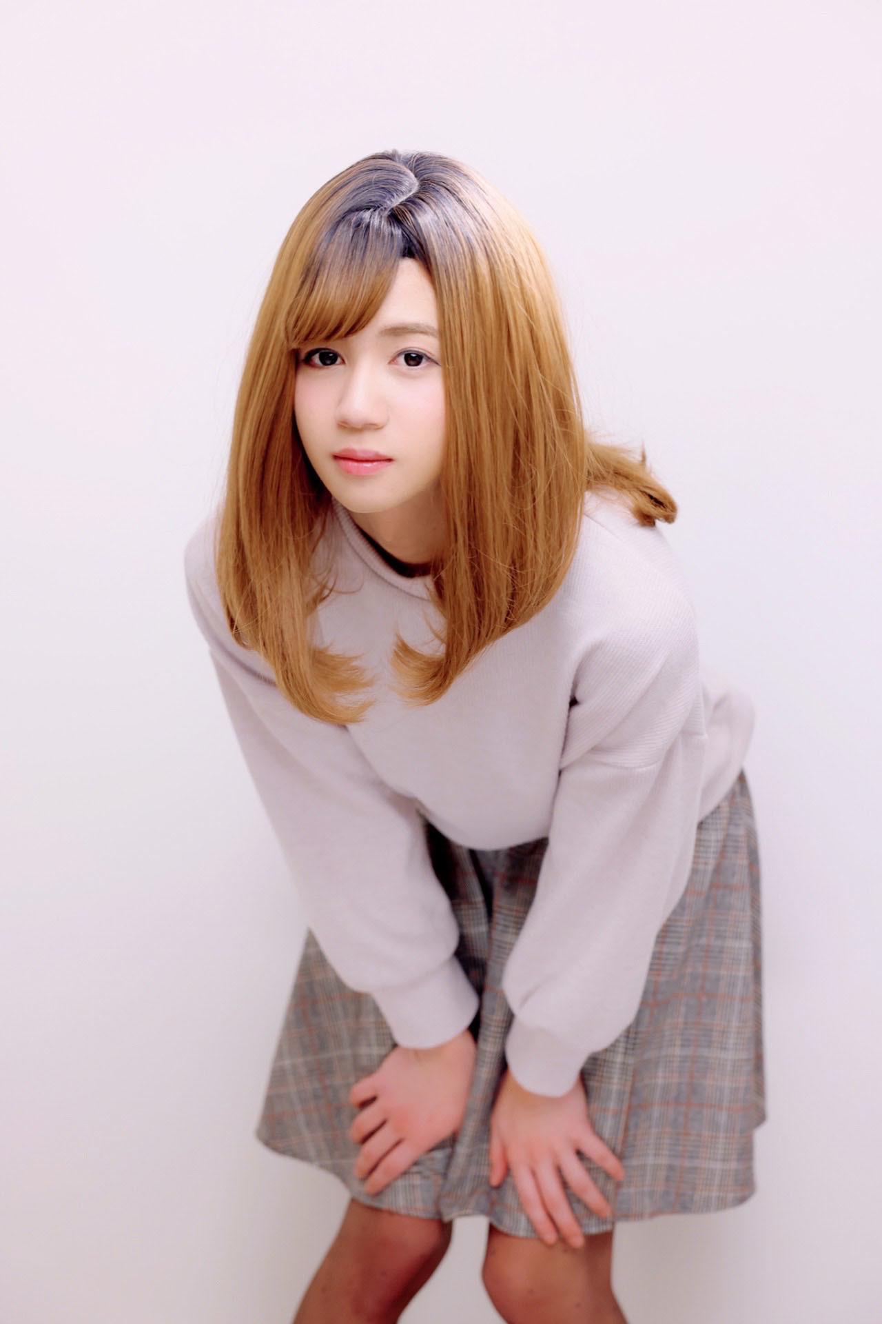 独占デビュー ジャニ系ノンケ初撮り 初女装 mio 画像2