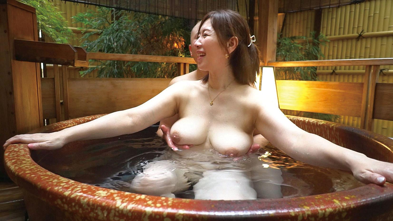 妻みぐい不倫旅行 ちさと(仮名) 52歳 画像6