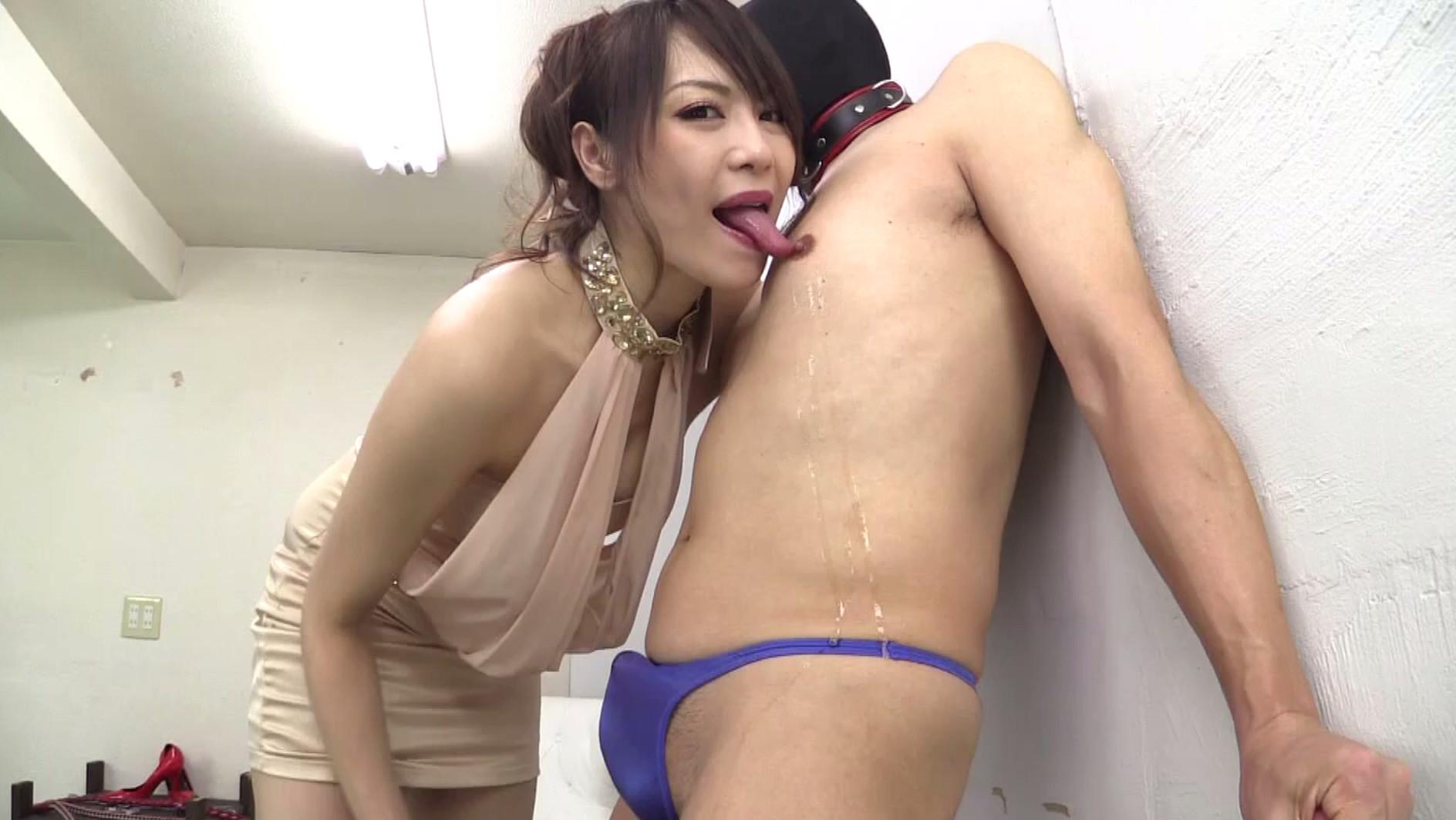 超絶テクニック!ゴッドハンドで男の潮吹き Vol.8 広瀬奈々美 画像13