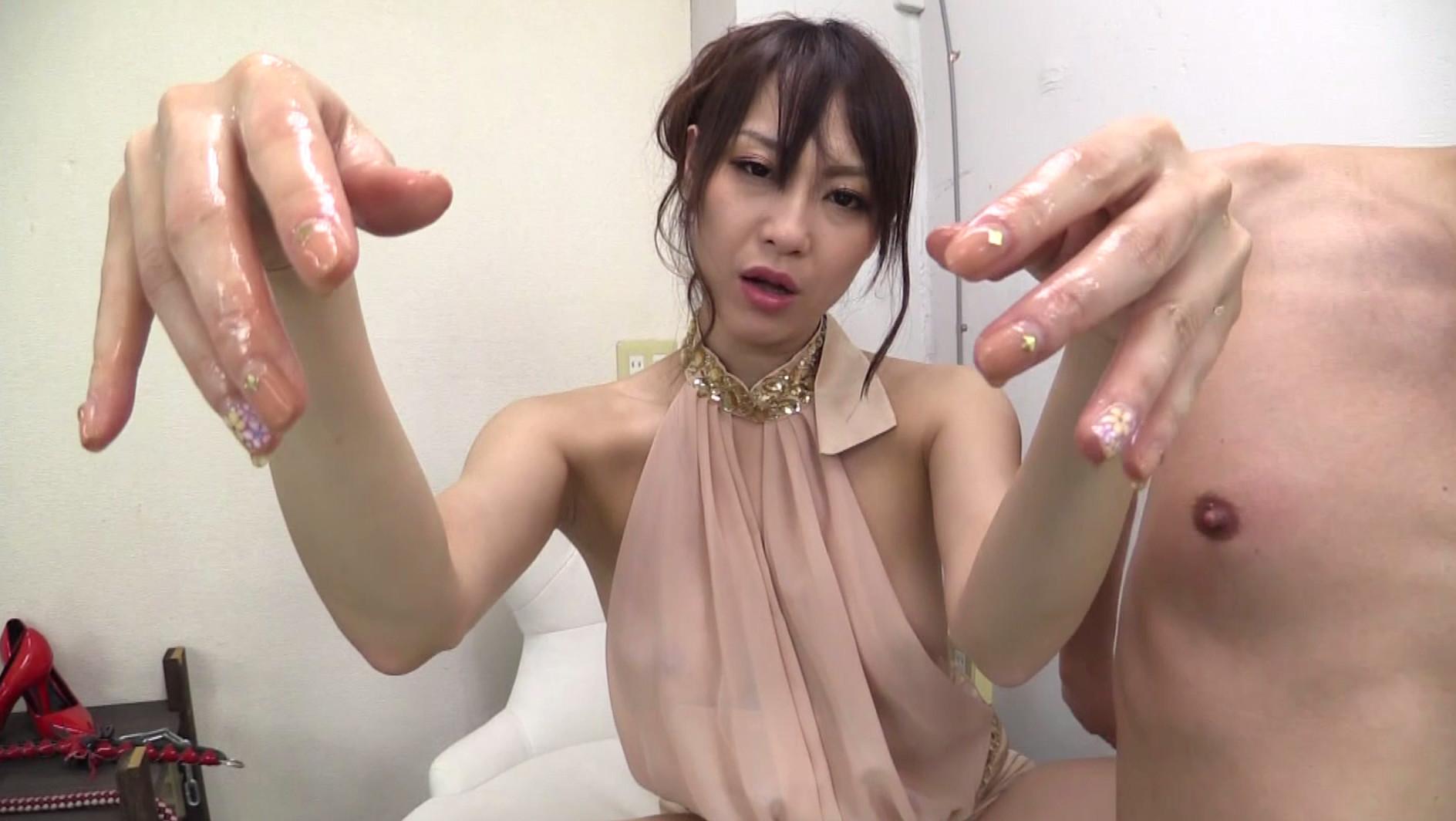 超絶テクニック!ゴッドハンドで男の潮吹き Vol.8 広瀬奈々美 画像17