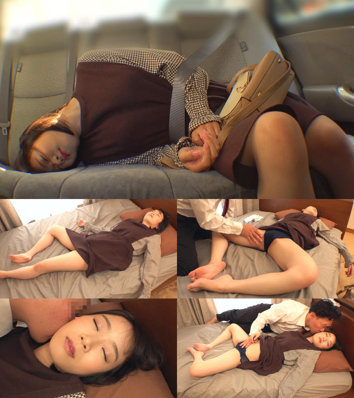 まお(21)【学生】【昏睡タクシー】【中出し】