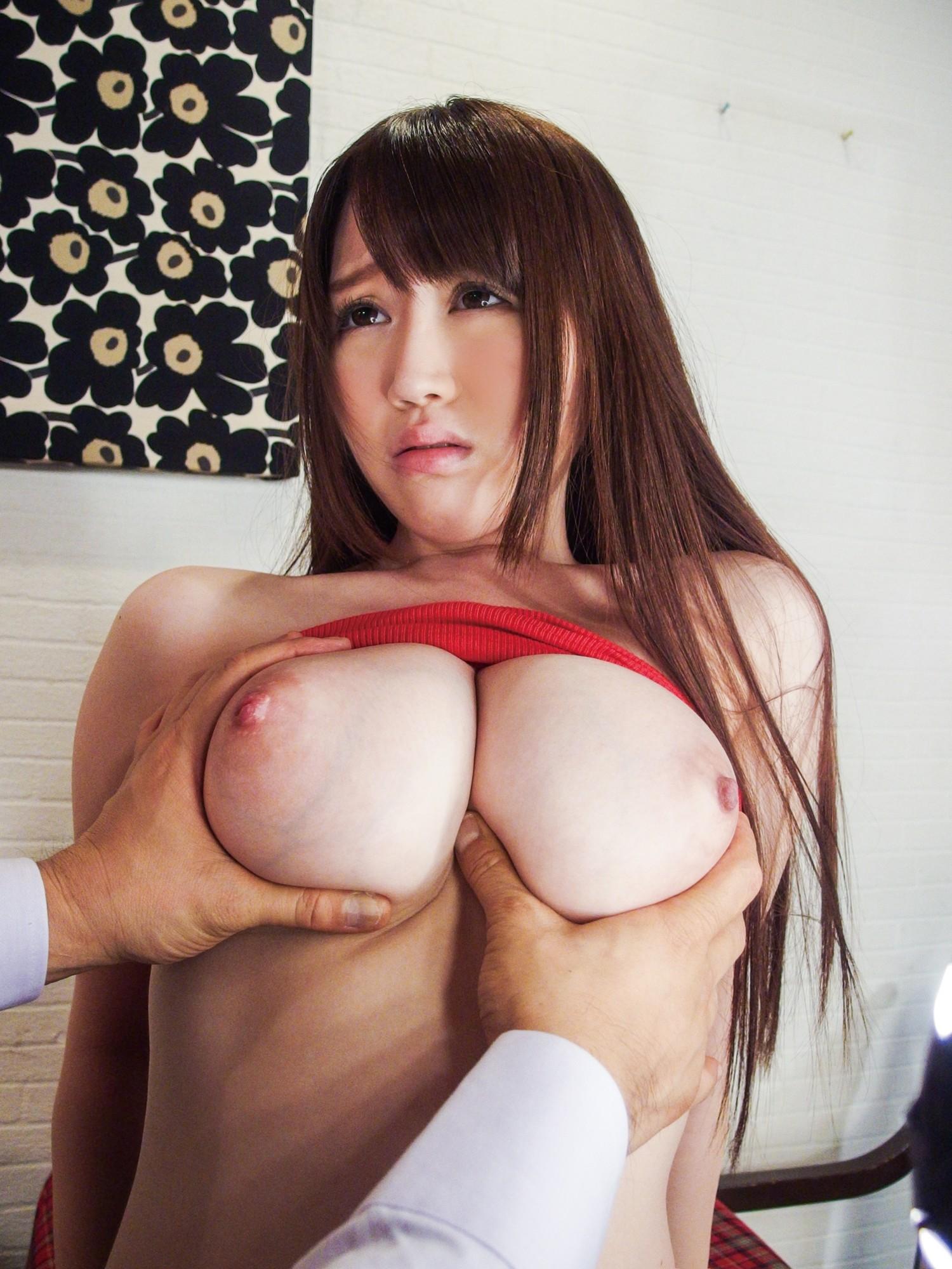 猥褻おっぱいカフェ 木南日菜 画像12