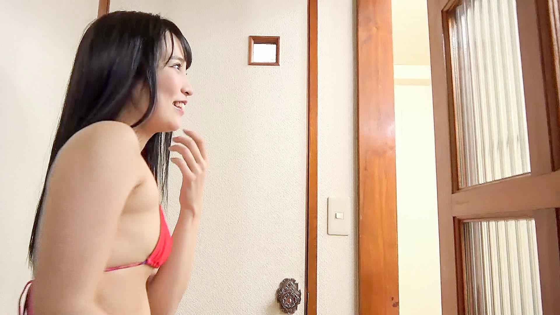 何も知らない人気AV女優に即ハメ即尺SEX 枢木あおい 画像10