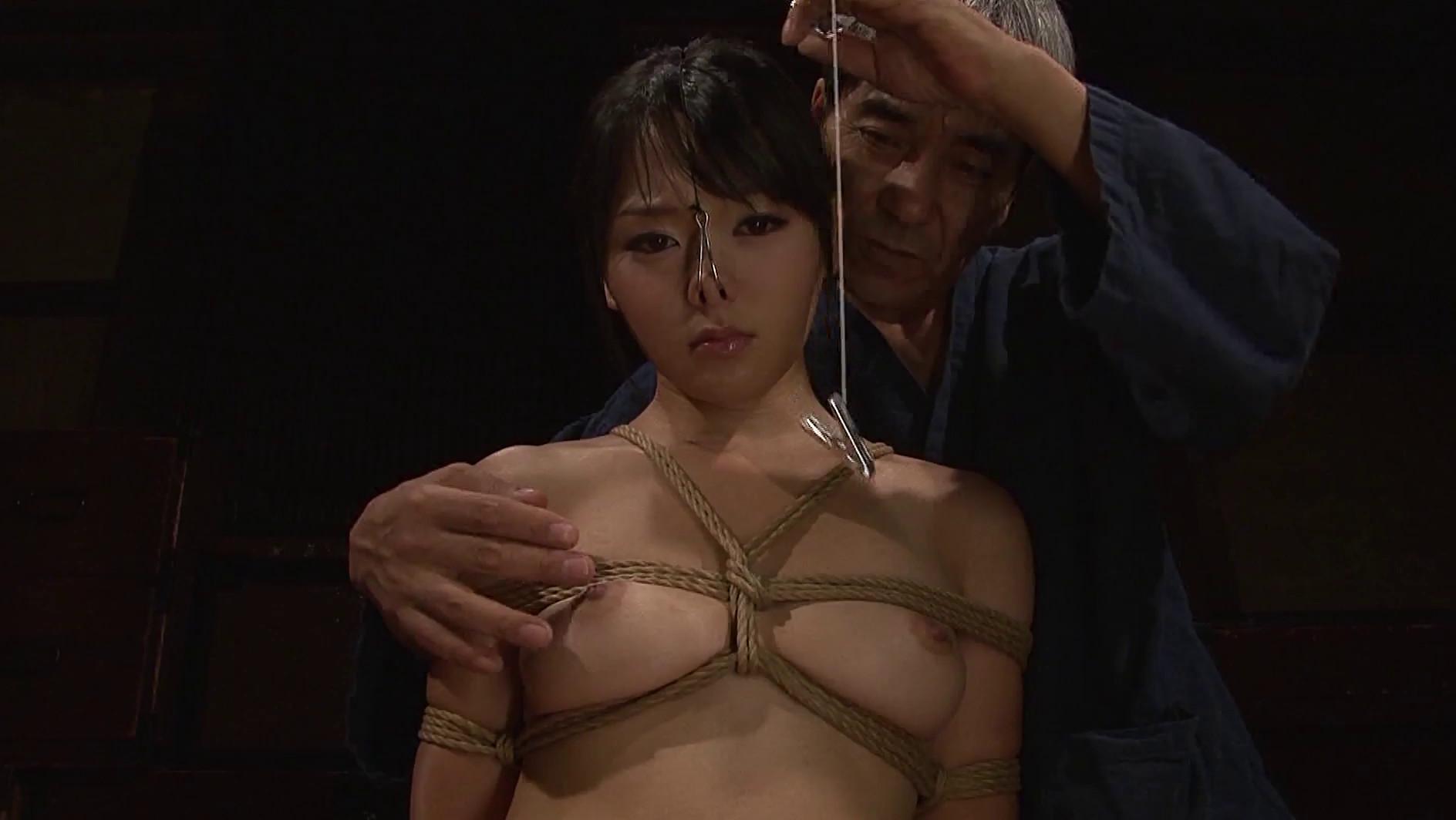 OL樹まり子 緊縛奥さん まんこ