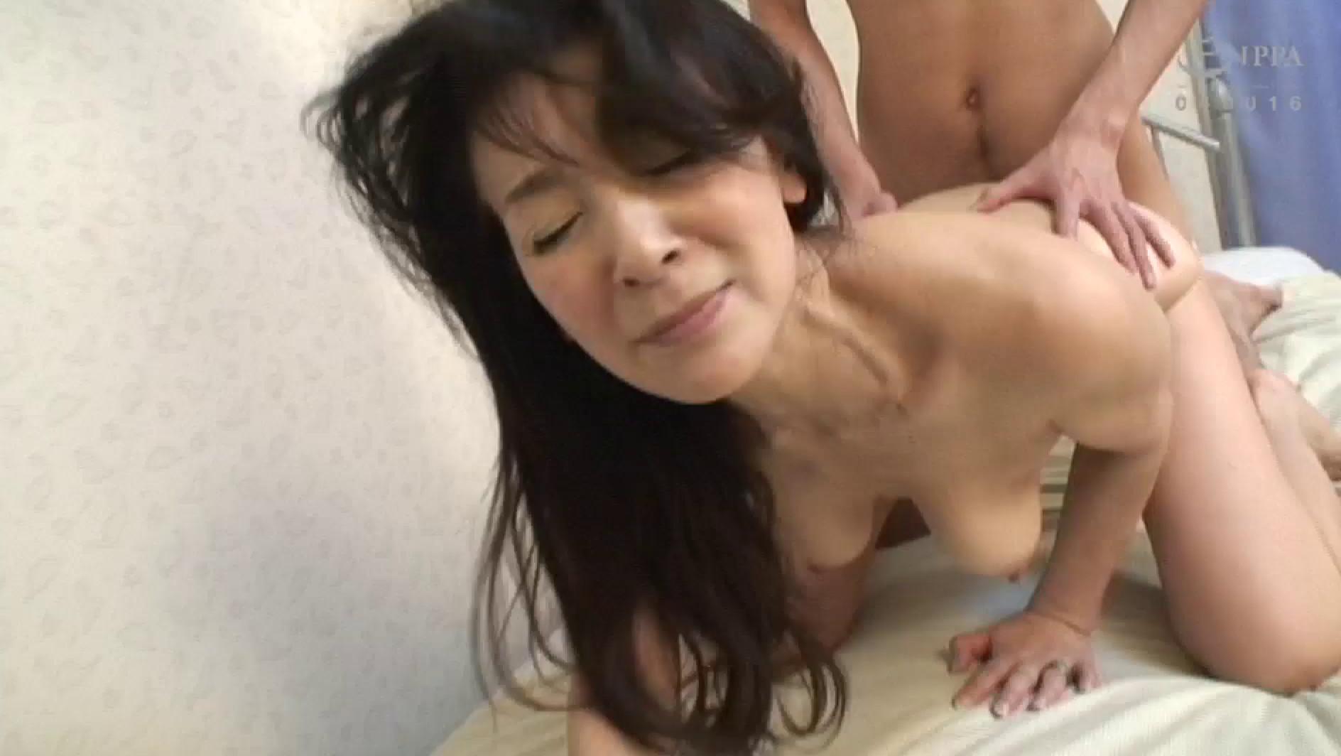 セックスに溺れた義母