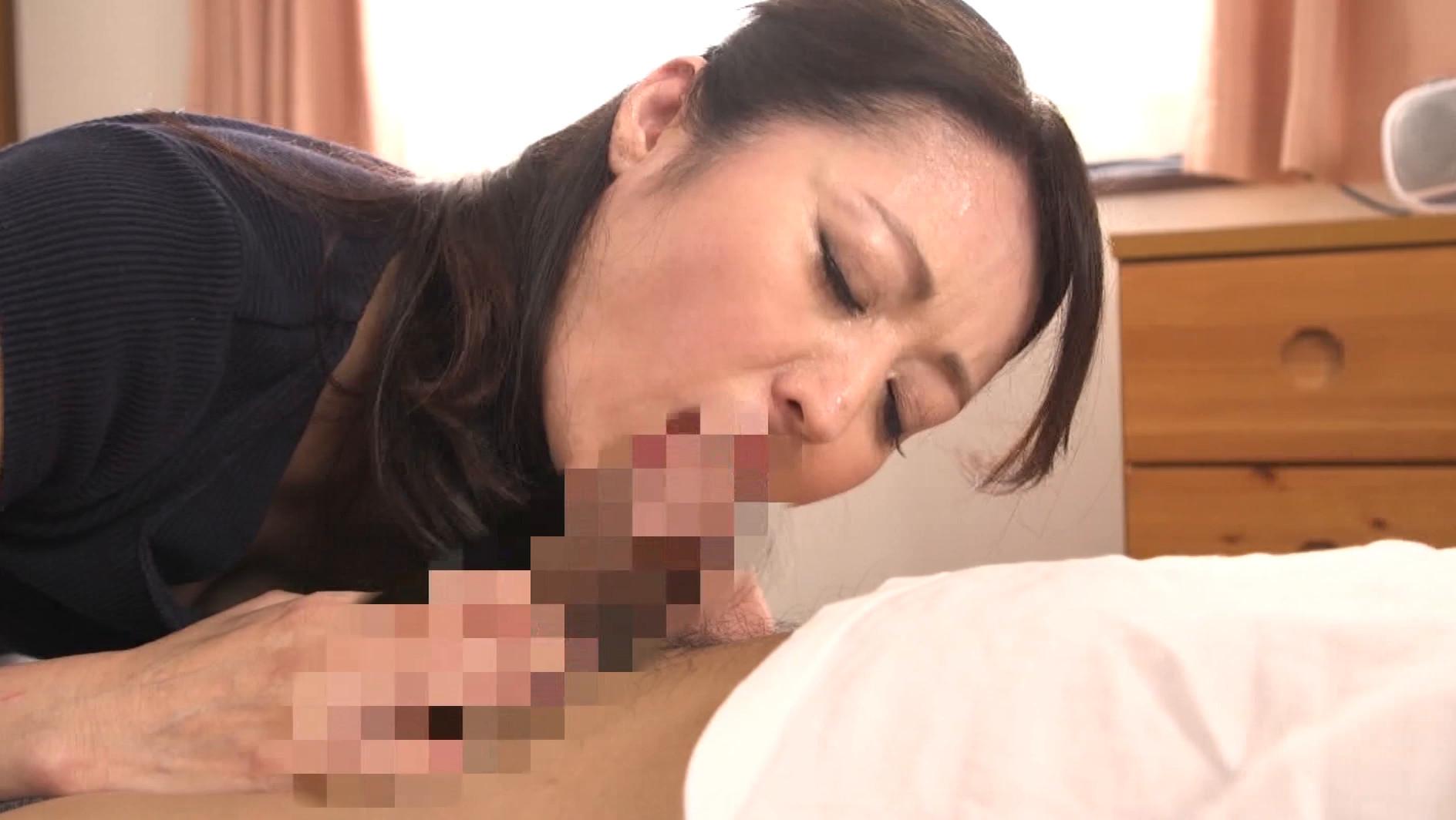 美人過ぎるオバサン家政婦のムチエロ尻を犯し尽くして中出し!!