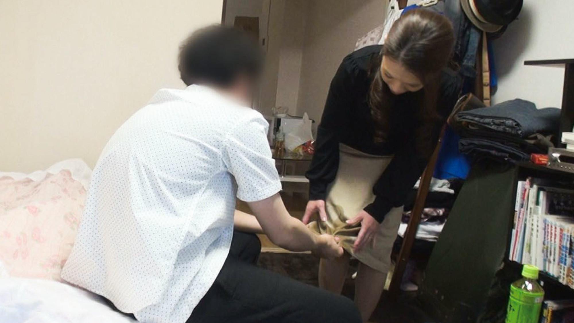 レンタル熟女のお仕事~夫の知らない妻の裏の顔 file NO.65~