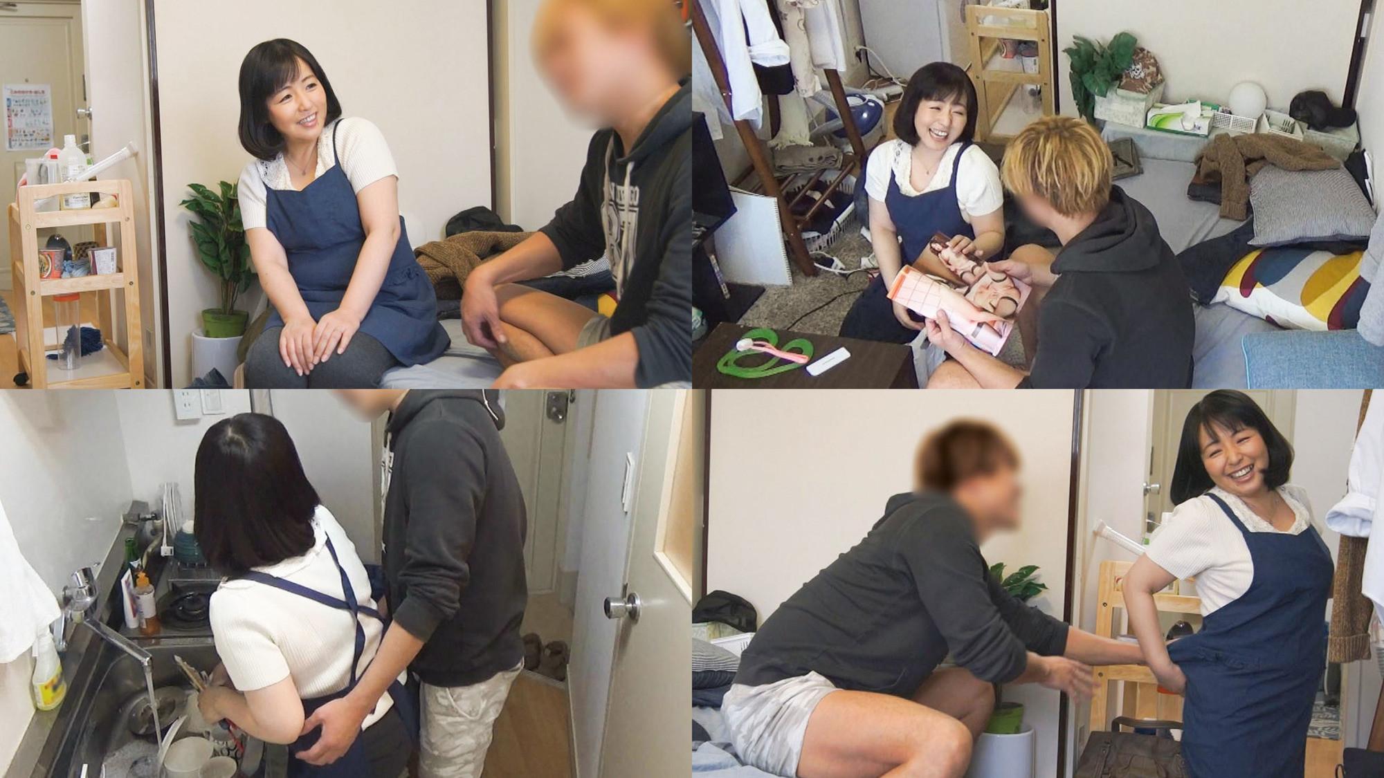 レンタル熟女のお仕事~夫の知らない妻の裏の顔 file NO.72~