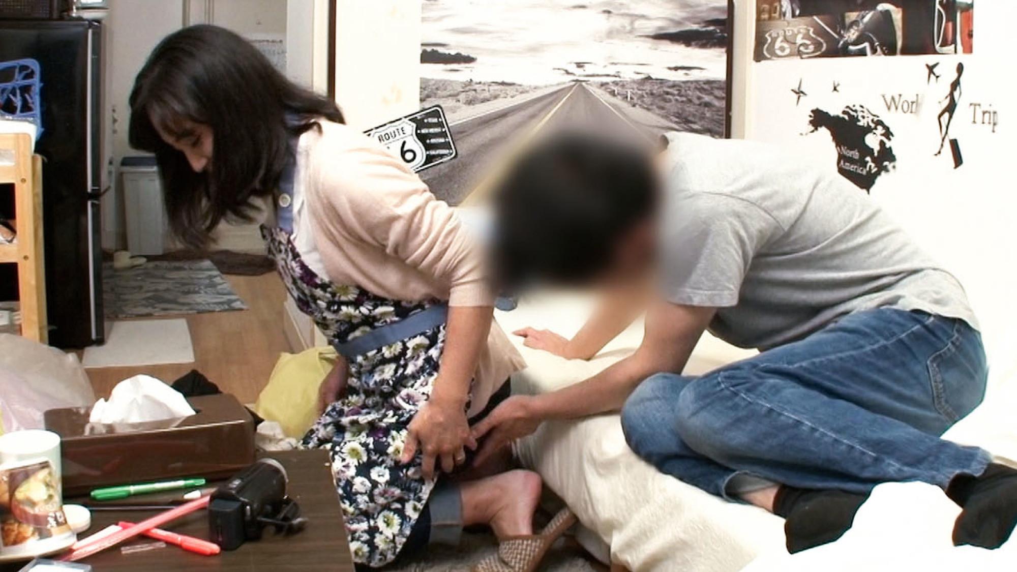 レンタル熟女のお仕事~夫の知らない妻の裏の顔 file NO.78~