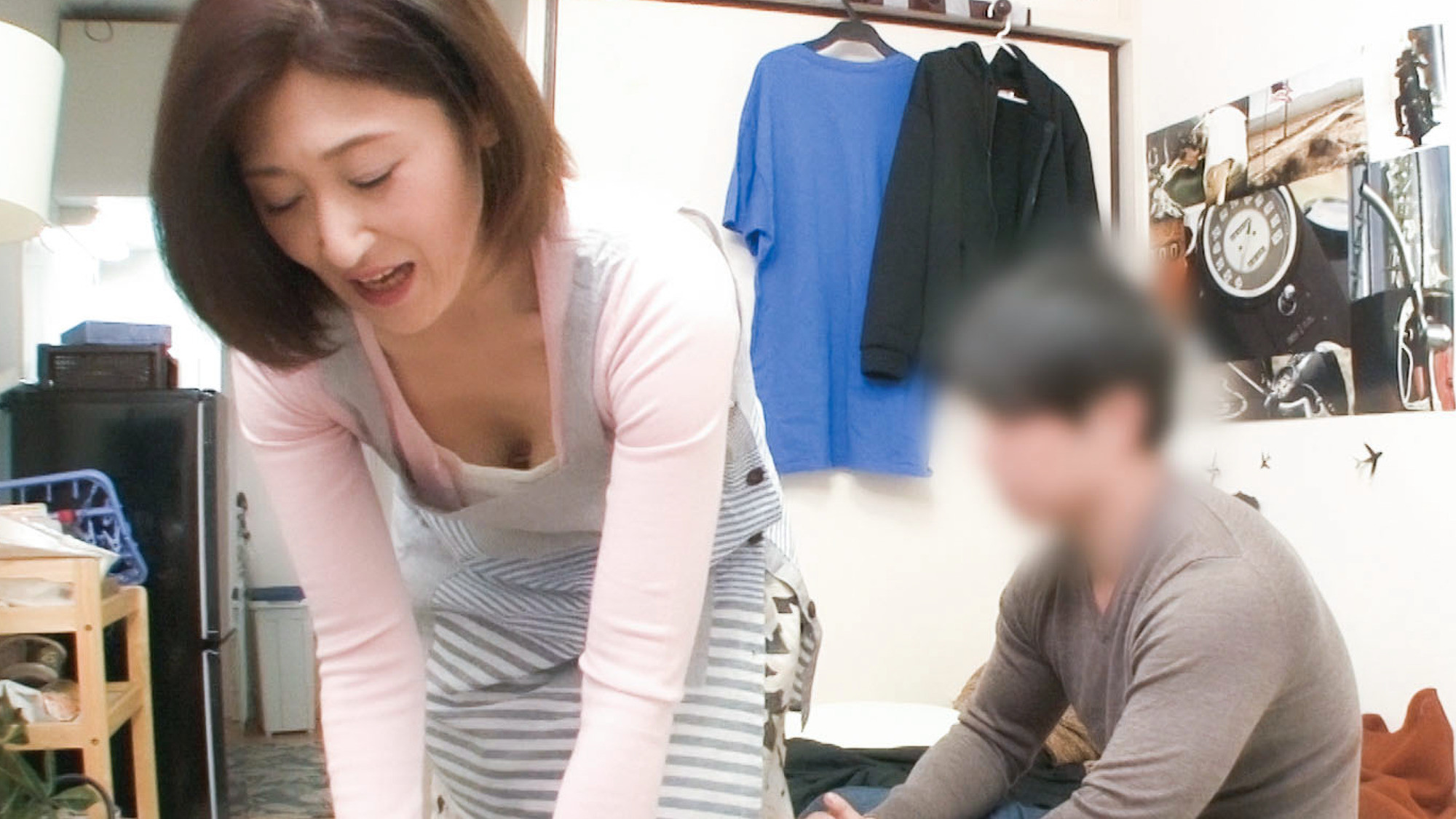 レンタル熟女のお仕事~夫の知らない妻の裏の顔 file NO.83~ 画像1