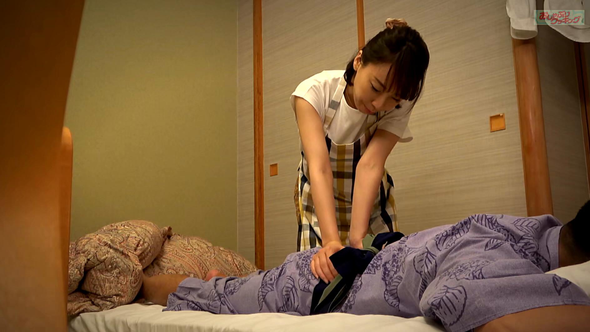 田舎の旅館をひとりで切盛りする美人女将に夜這いしました ゆり40歳 画像3