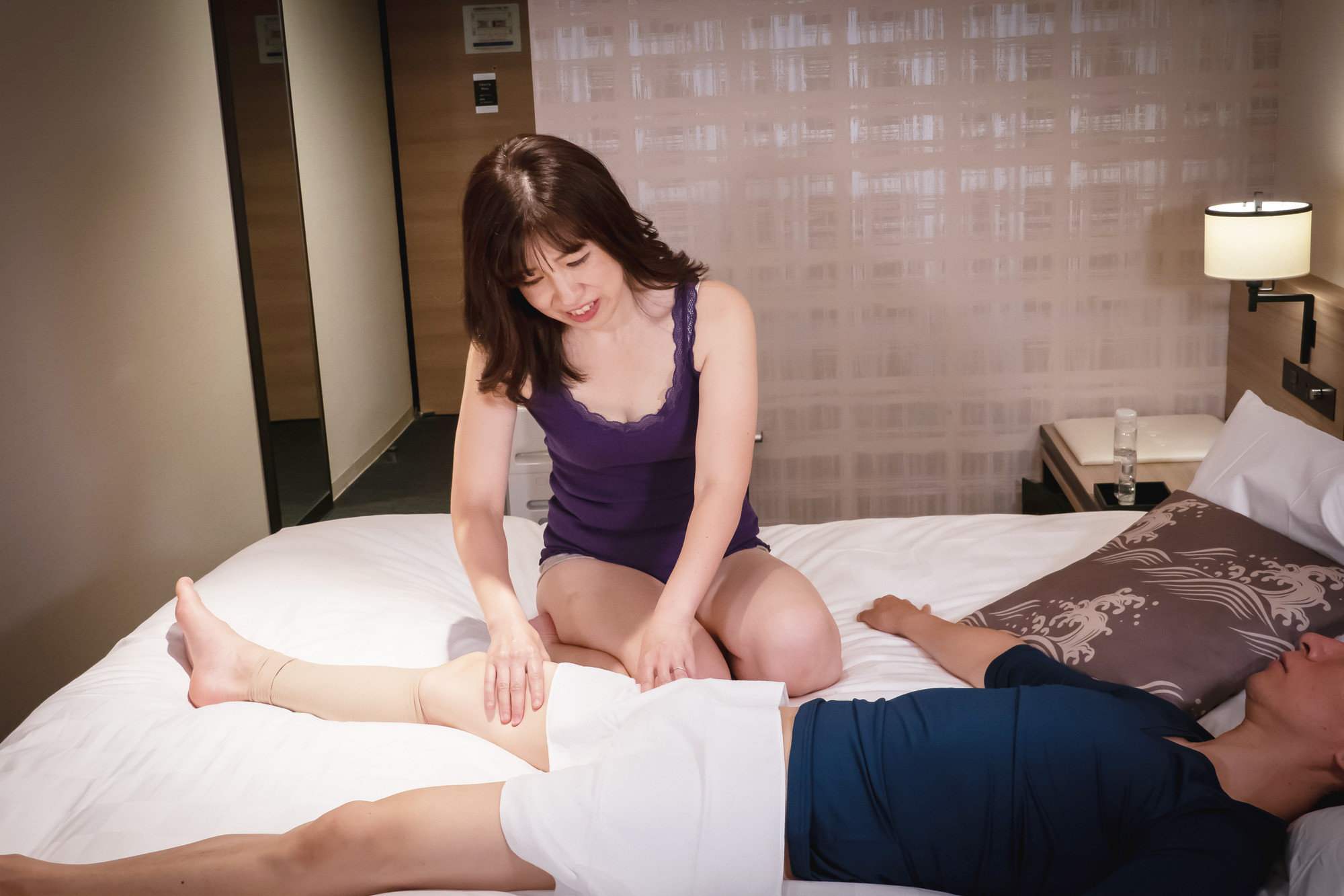 性に興味のなさそうなむっつり熟女を誘惑姦 昭代46歳 画像2