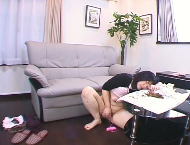 幼妻は自宅で大便まみれオナニーが日課です。 画像7