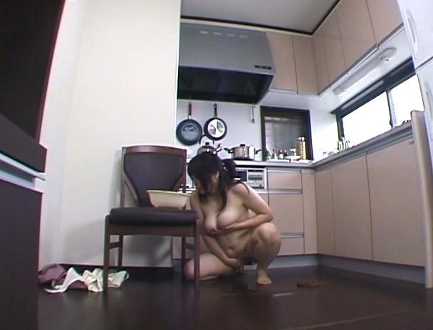 幼妻は自宅で大便まみれオナニーが日課です。 画像16