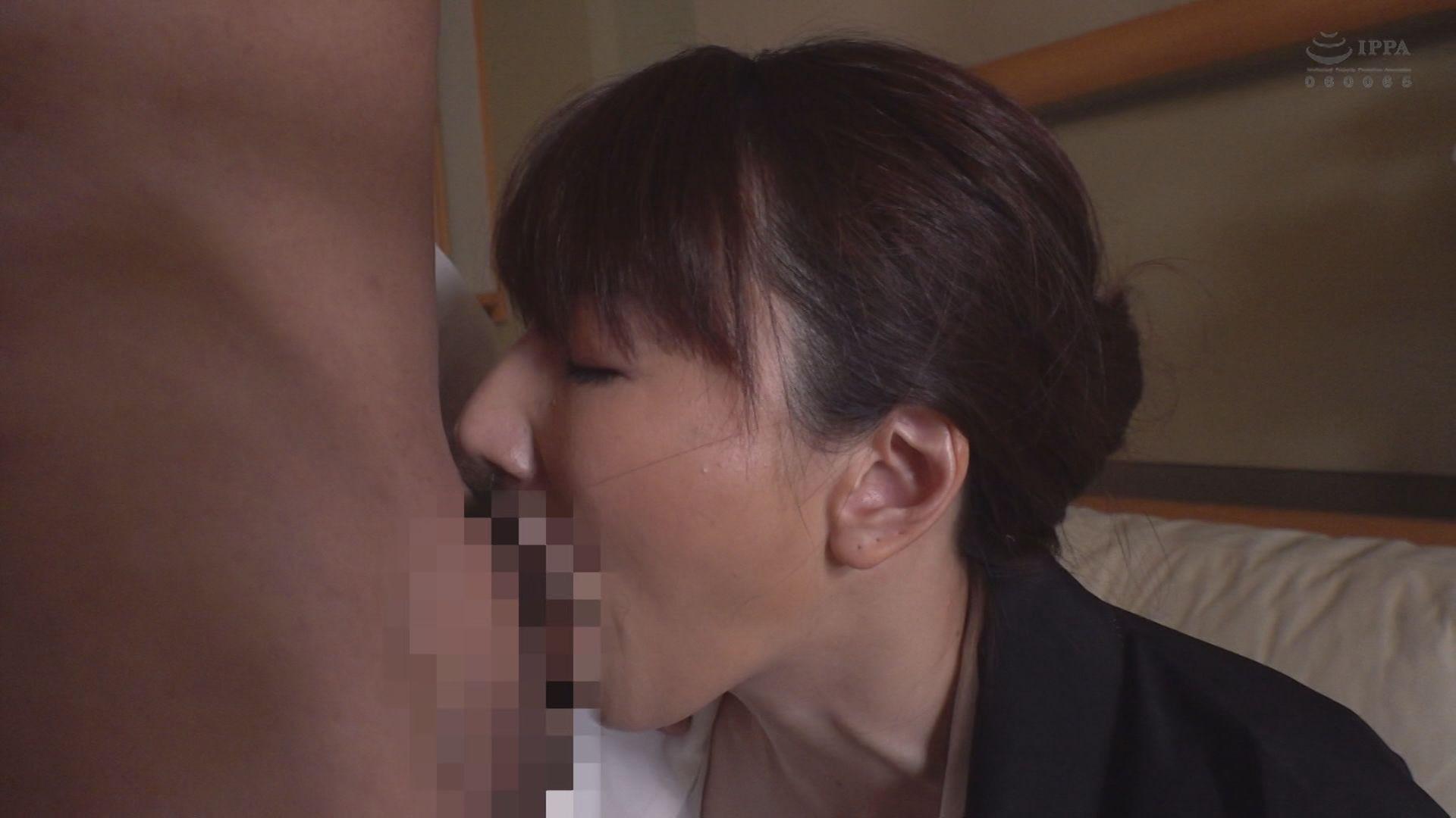 「私、お義父さんの女になりたいです・・・。」不謹慎なことを想像していたら本当の現実になってしまった未亡人の恋 加藤あやの 画像7