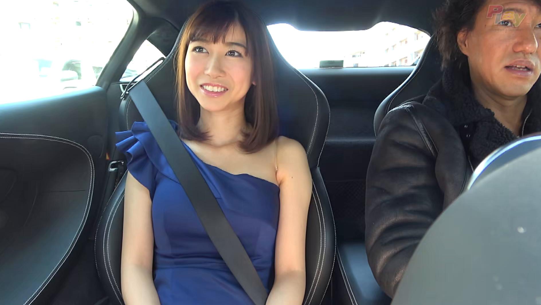 極上美女と愉しむ高級カーセックス HIGH END CAR SEX 黒川すみれ/希のぞみ,のサンプル画像1