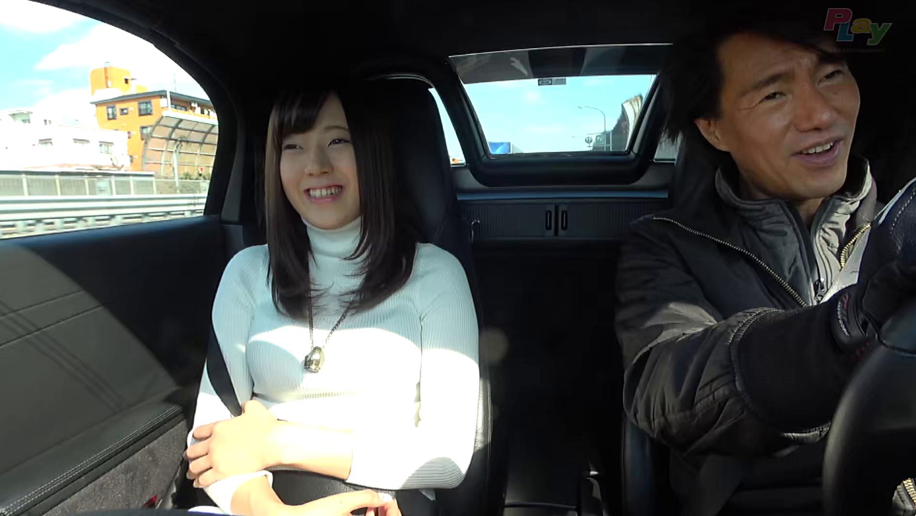 極上美女と愉しむ高級カーセックス HIGH END CAR SEX 黒川すみれ/希のぞみ,のサンプル画像18