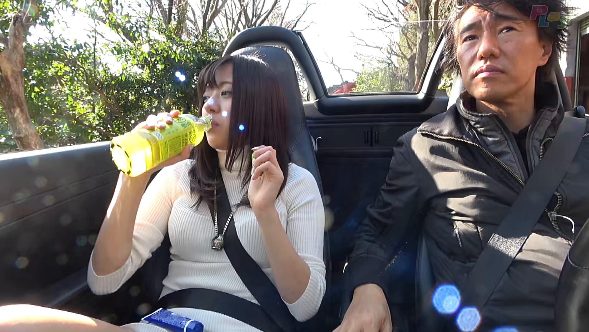 極上美女と愉しむ高級カーセックス HIGH END CAR SEX 黒川すみれ/希のぞみ,のサンプル画像19