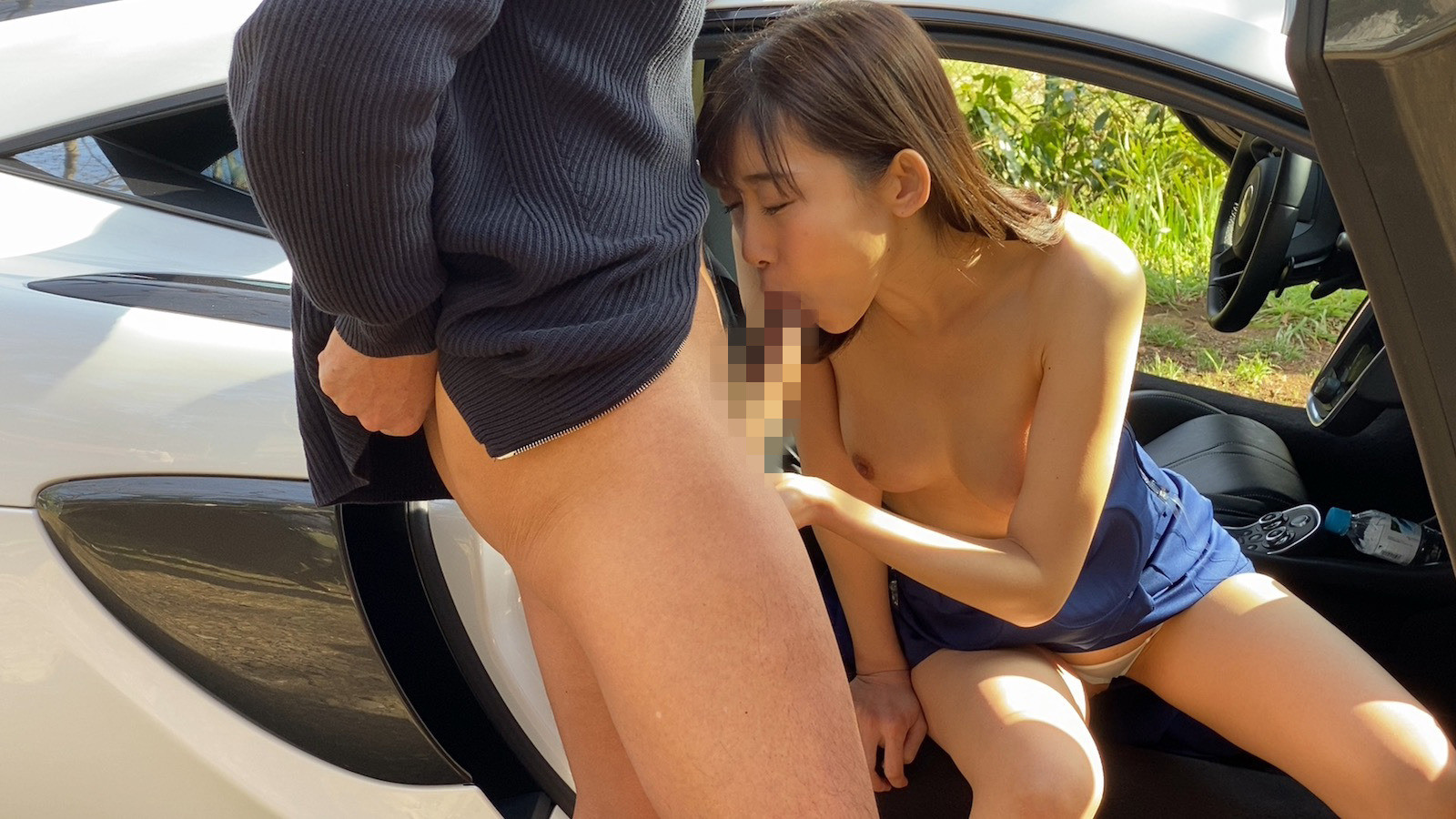 HIGH END CAR SEX 黒川すみれ 画像6