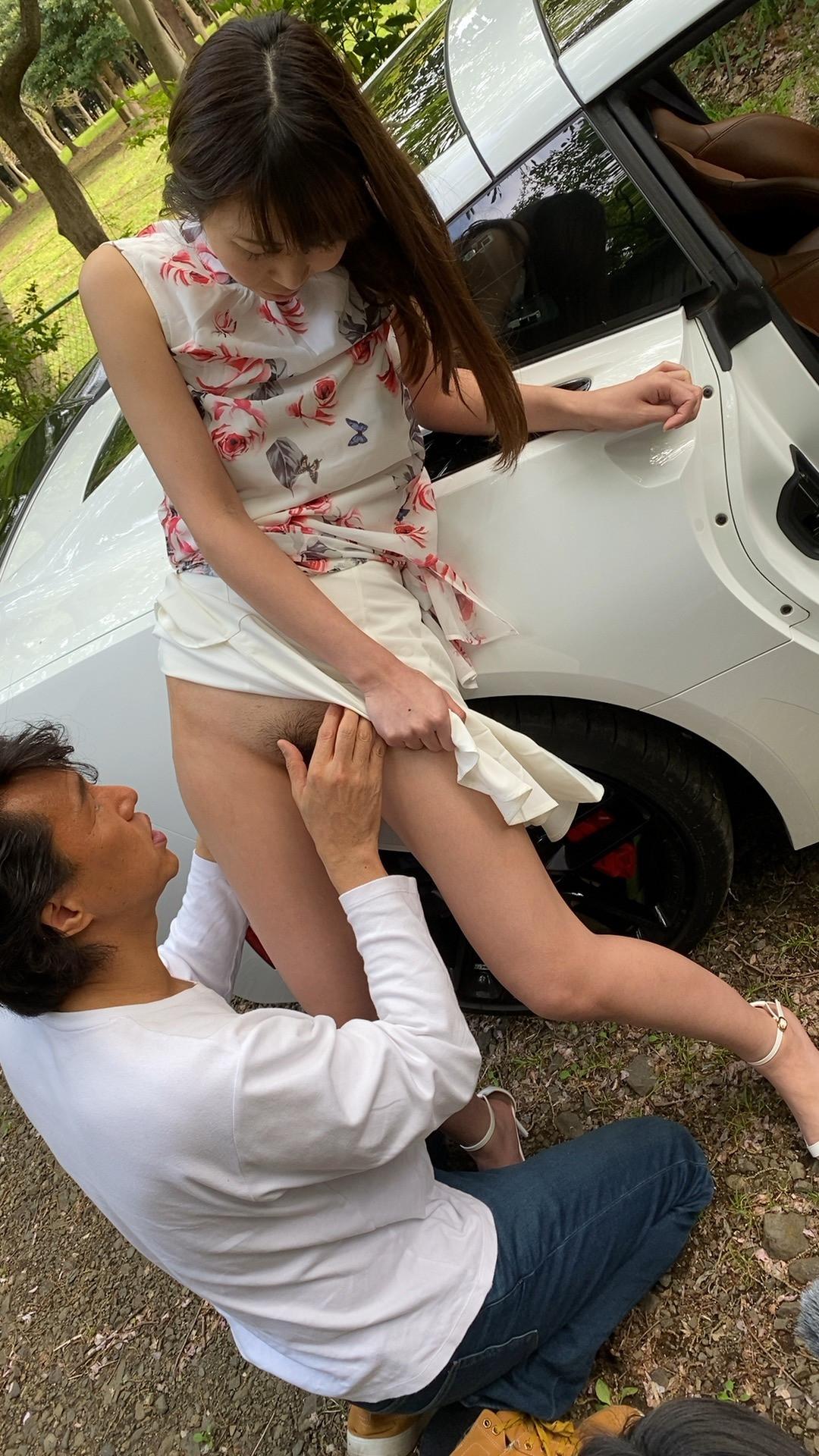 元幼稚園先生CAR SEX 椎名はる
