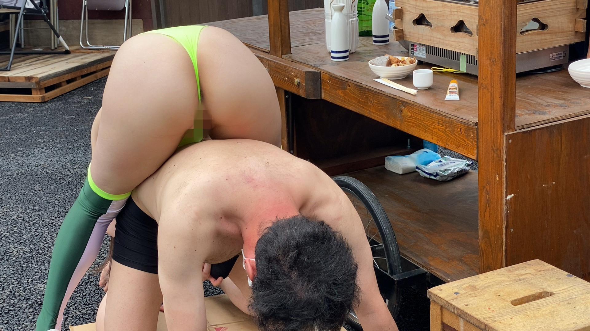 スーパードキュメント屋台ファック~おでん屋編~ RQ富井美帆