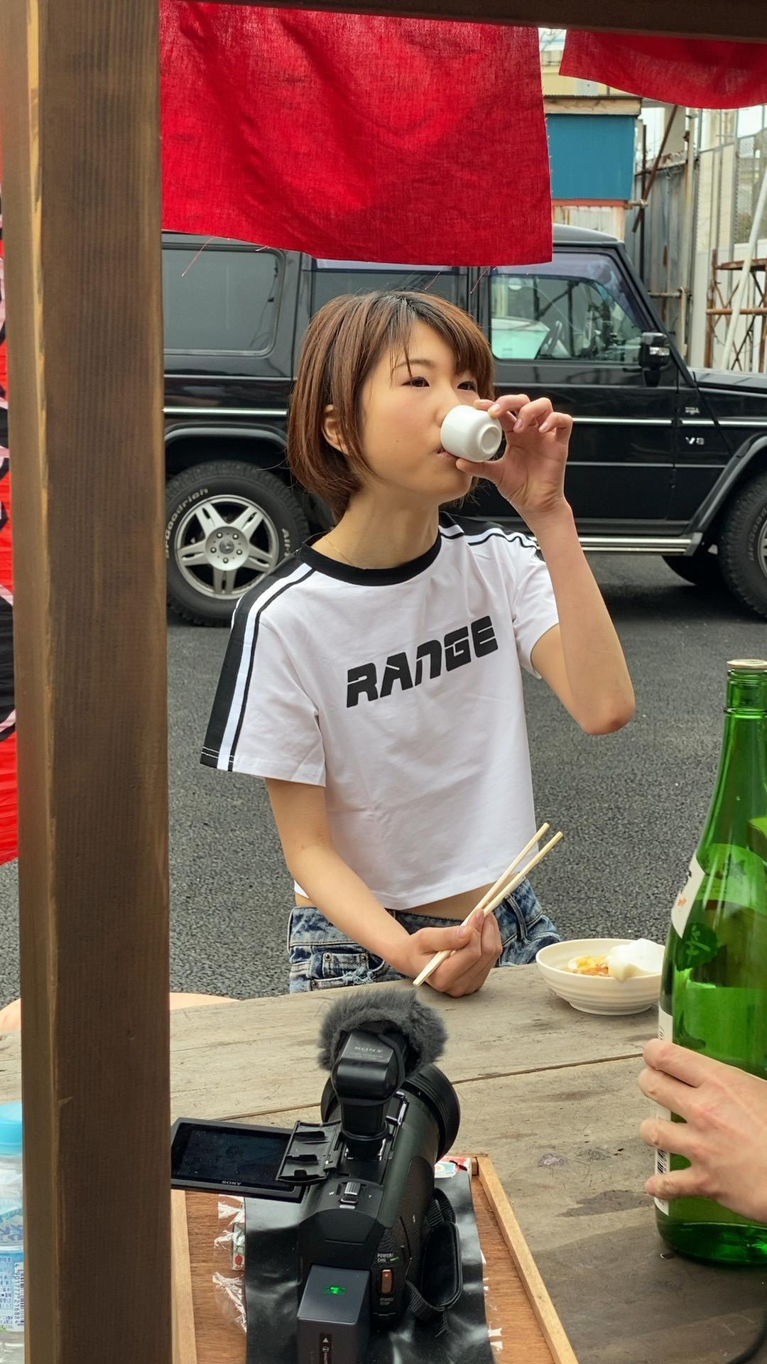 スーパードキュメント屋台ファック~おでん屋編~ 彩水香里奈