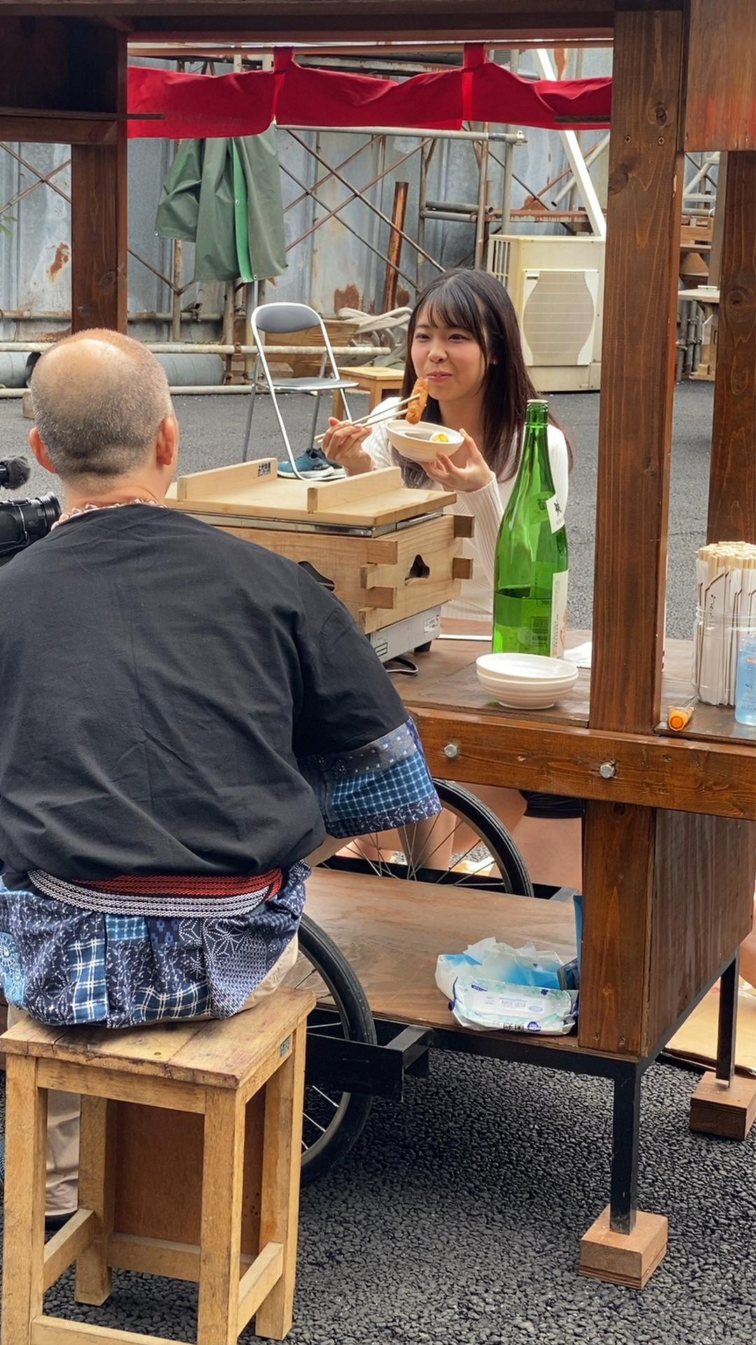 スーパードキュメント屋台ファック~おでん屋編~ 永野楓果