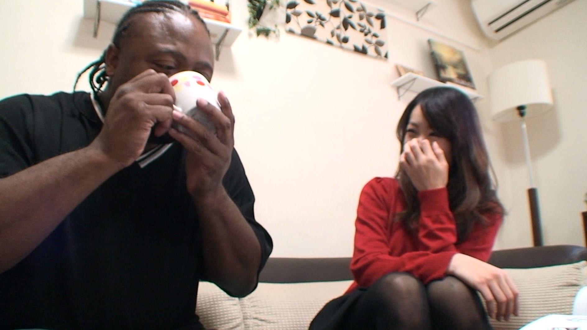 デカマラ黒人英会話講師ボビーのハメハメ個人レッスン「若くてかわいい日本ガールズとFUCKしたい!」2