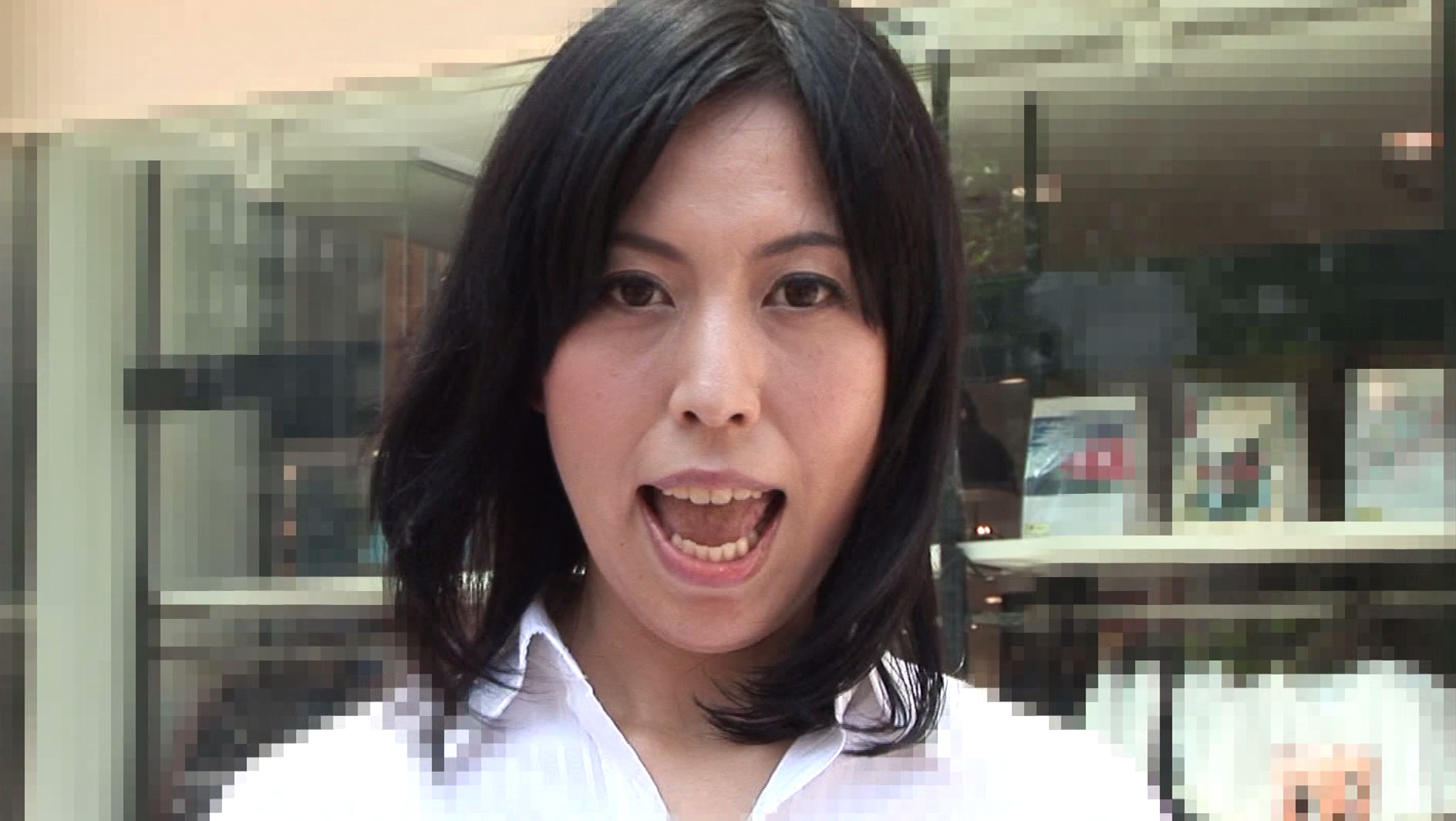 かわいいショップ店員のお姉さんを性感マッサージでとことんイカせてみた 画像1