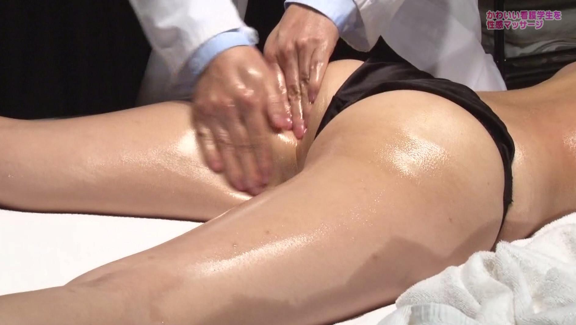 かわいい看護学生を性感マッサージでとことんイカせてみた 画像7