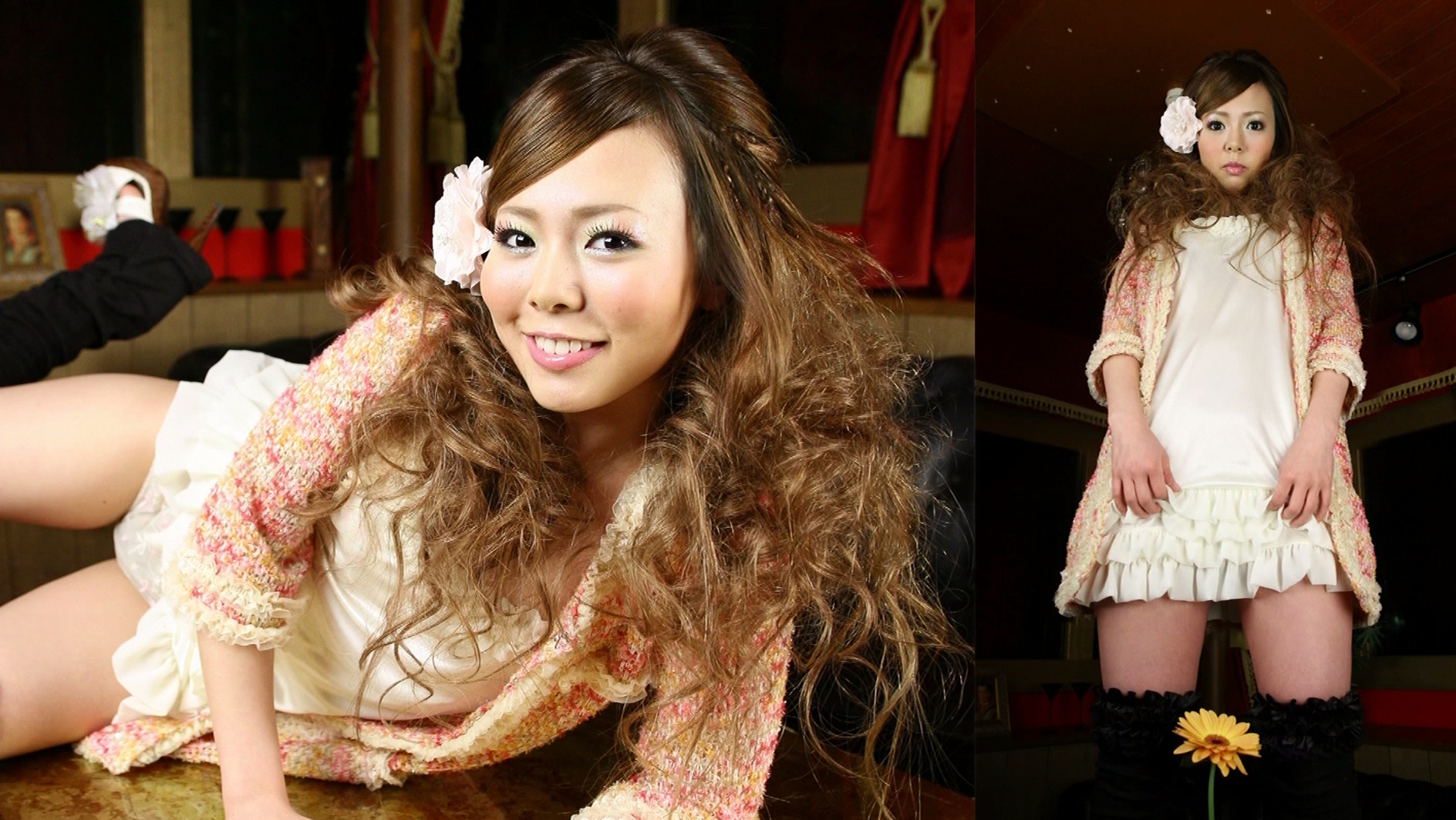 スーツ姿からヌードまで!パラダイステレビ歴代女子アナ5人のヌケるSEXYグラビア集 画像8