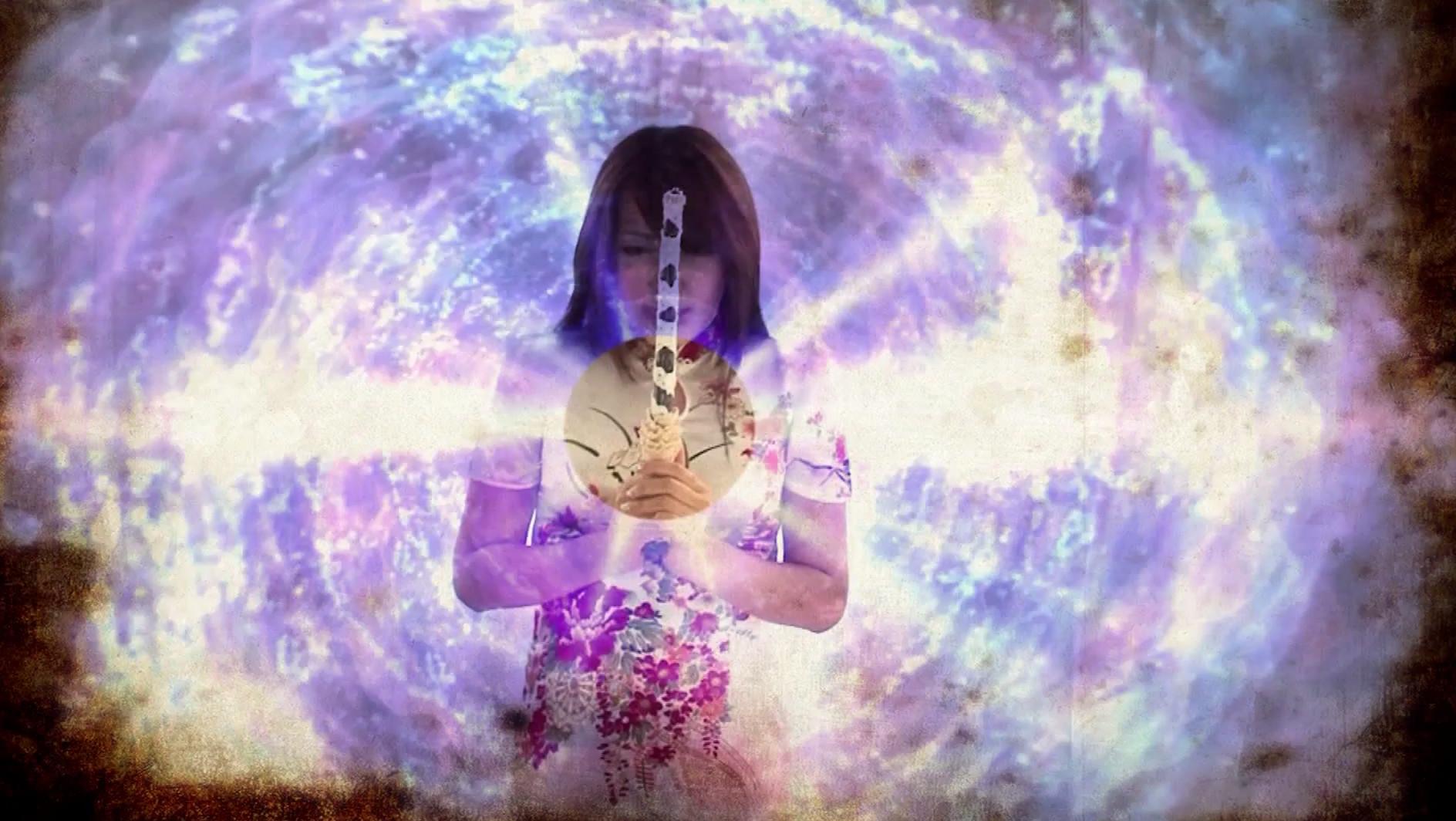 チャイナドレスのGカップ霊能者に色情霊が憑依!開いたマ●コに・・・ 主演:大友杏璃 画像3